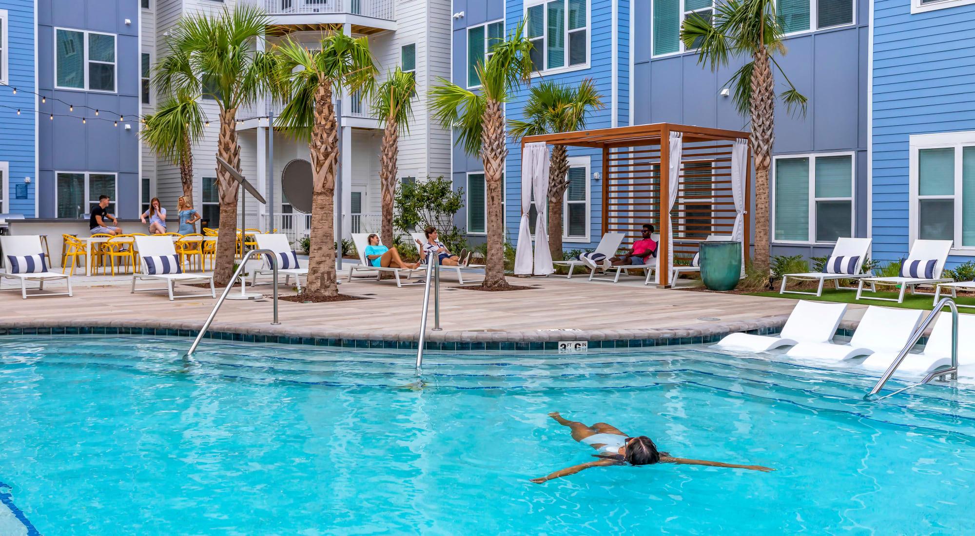 Apartments at UNCOMMON Wilmington in Wilmington, North Carolina