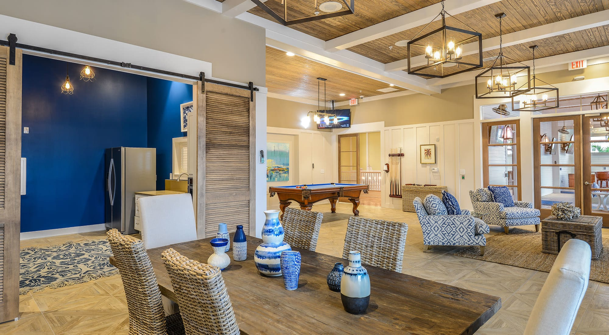 Palm Bay Club apartments in Jacksonville, Florida