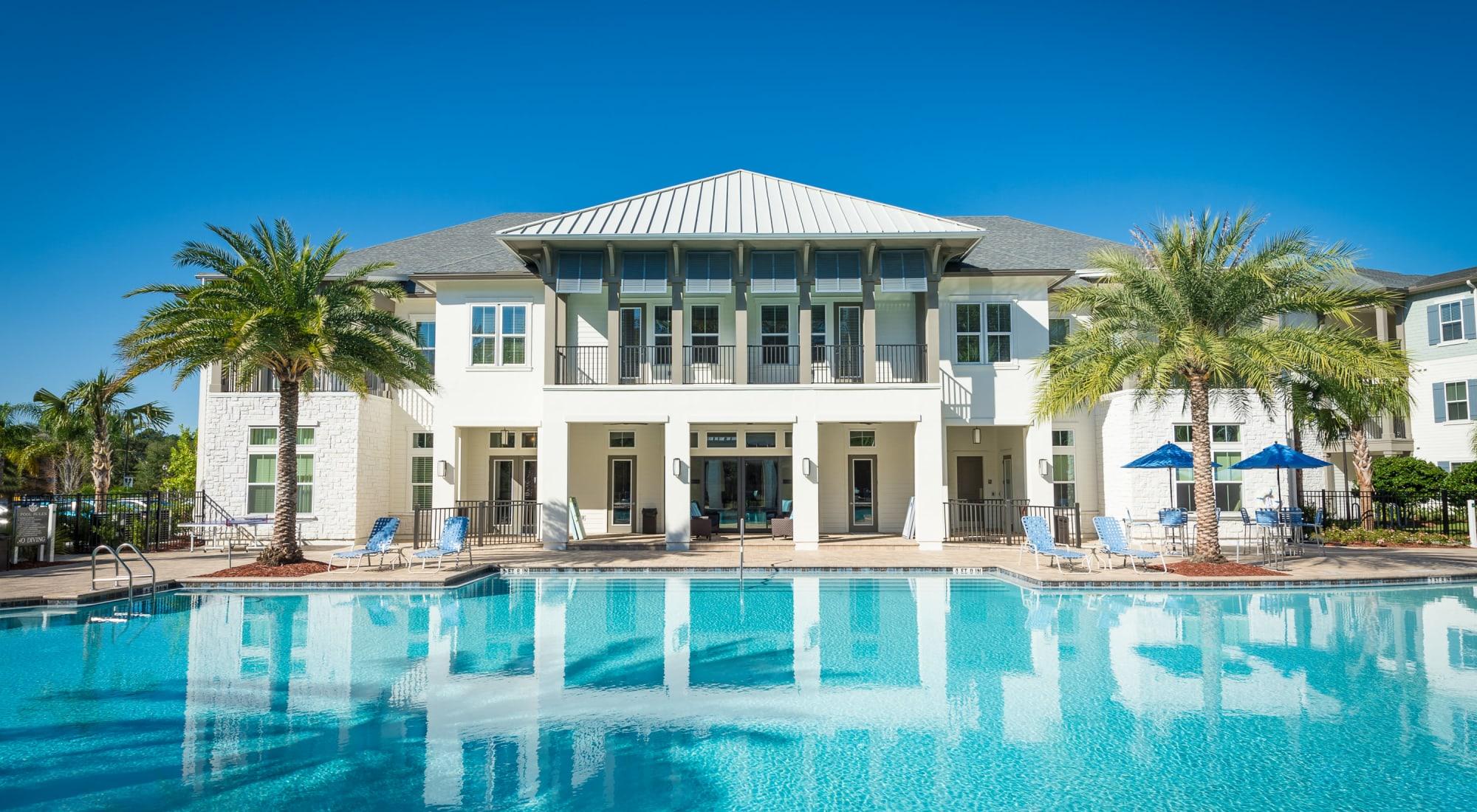 Apartments in Jacksonville, Florida at Alaqua