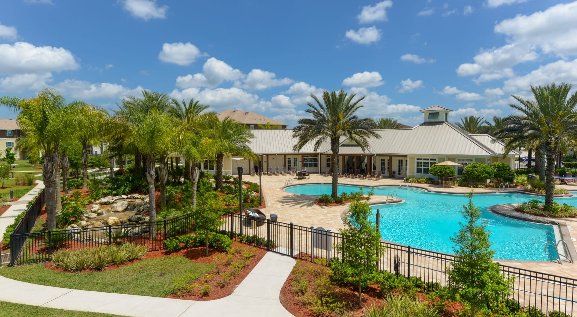 Cabana Club and Galleria Club Apartments in Jacksonville, Florida