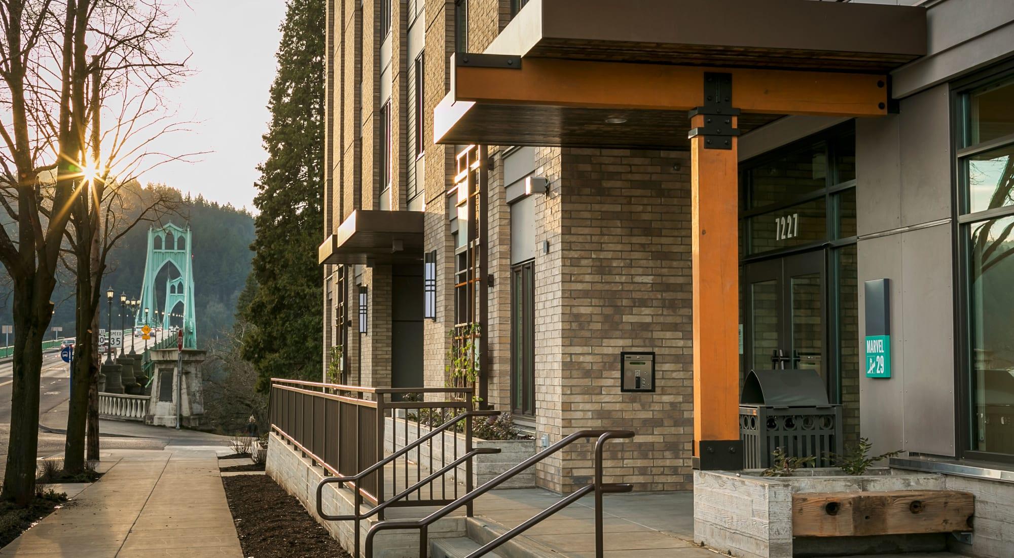 Apartments in Portland, Oregon at Marvel 29