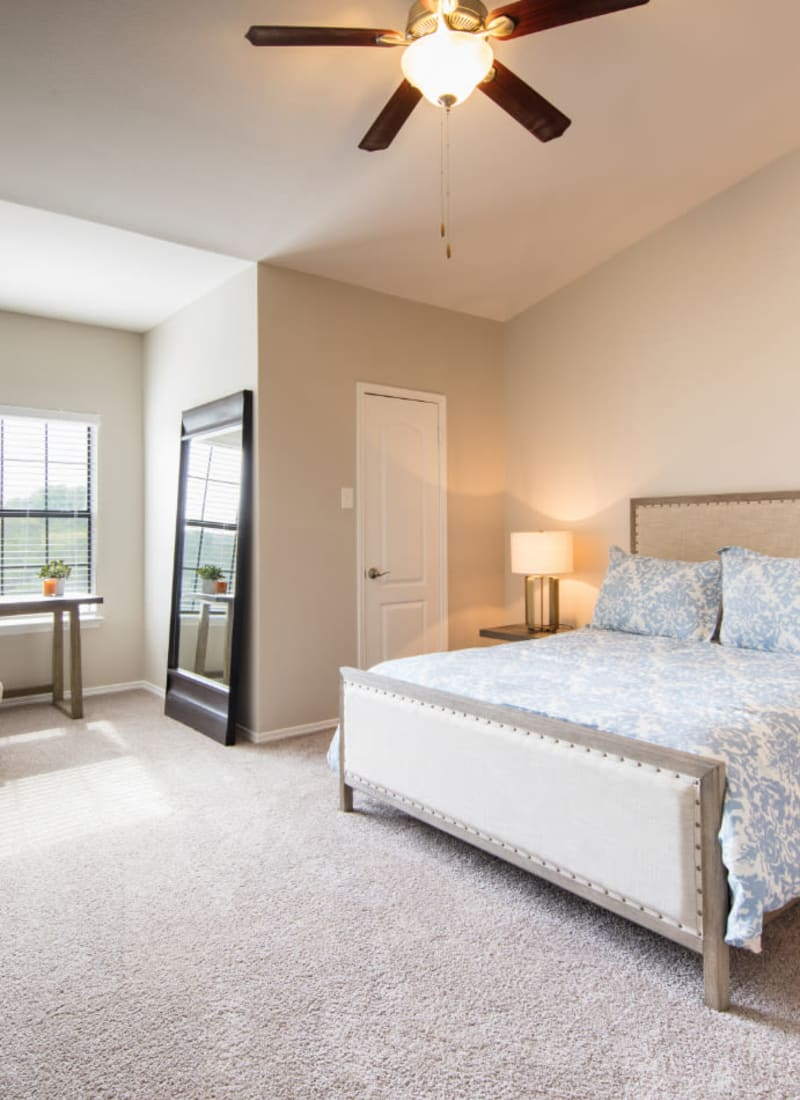 Bedroom at Marquis at Treetops in Austin, Texas