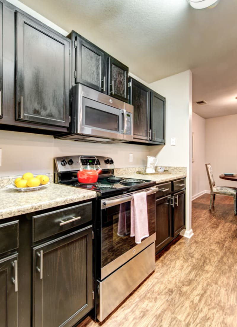 View our floor plans at Marquis on Cary Parkway in Morrisville, North Carolina