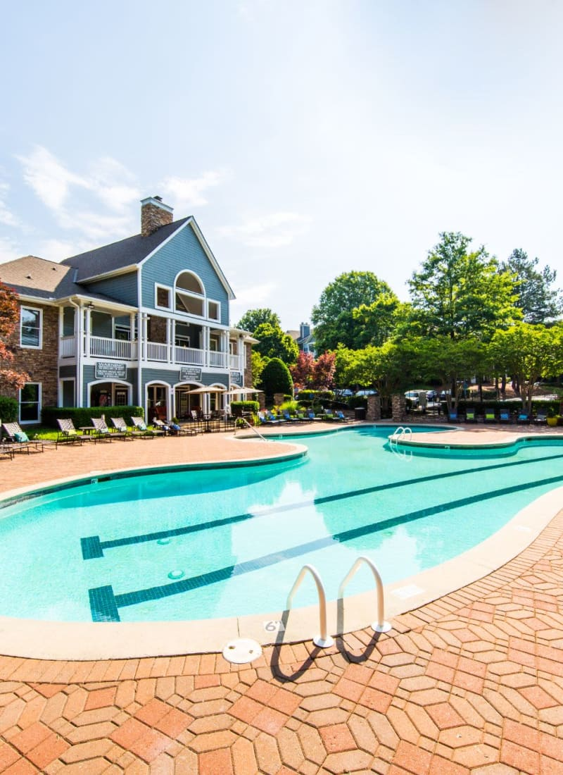 View our amenities at Marquis on Edwards Mill in Raleigh, North Carolina