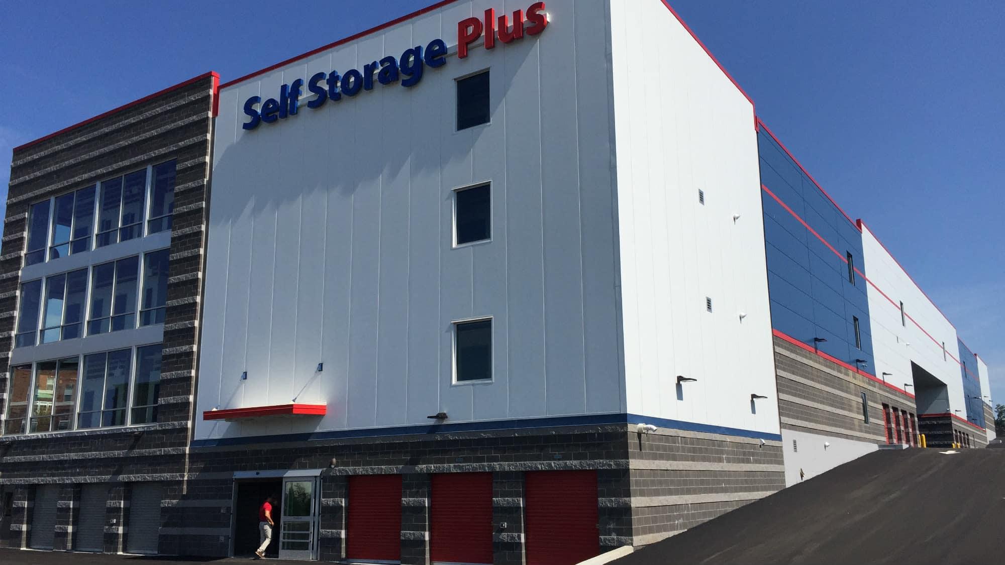 Self Storage Plus exterior