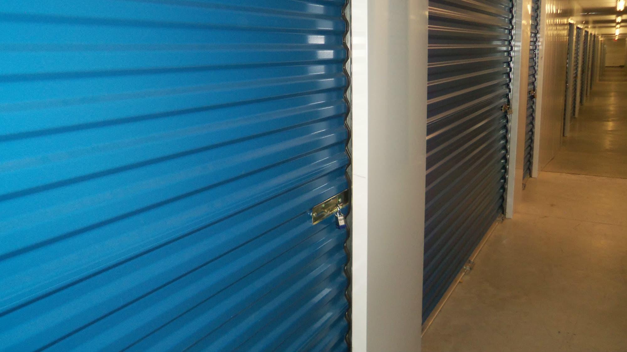 Interior units at Self Storage Plus in Walkersville, MD
