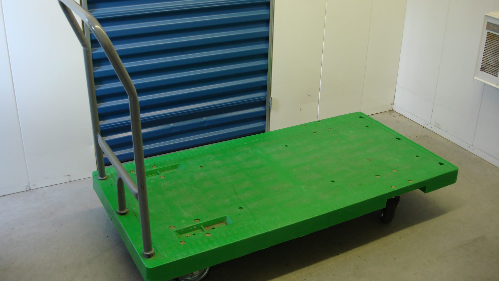 Carts available at Self Storage Plus in Sterling, VA