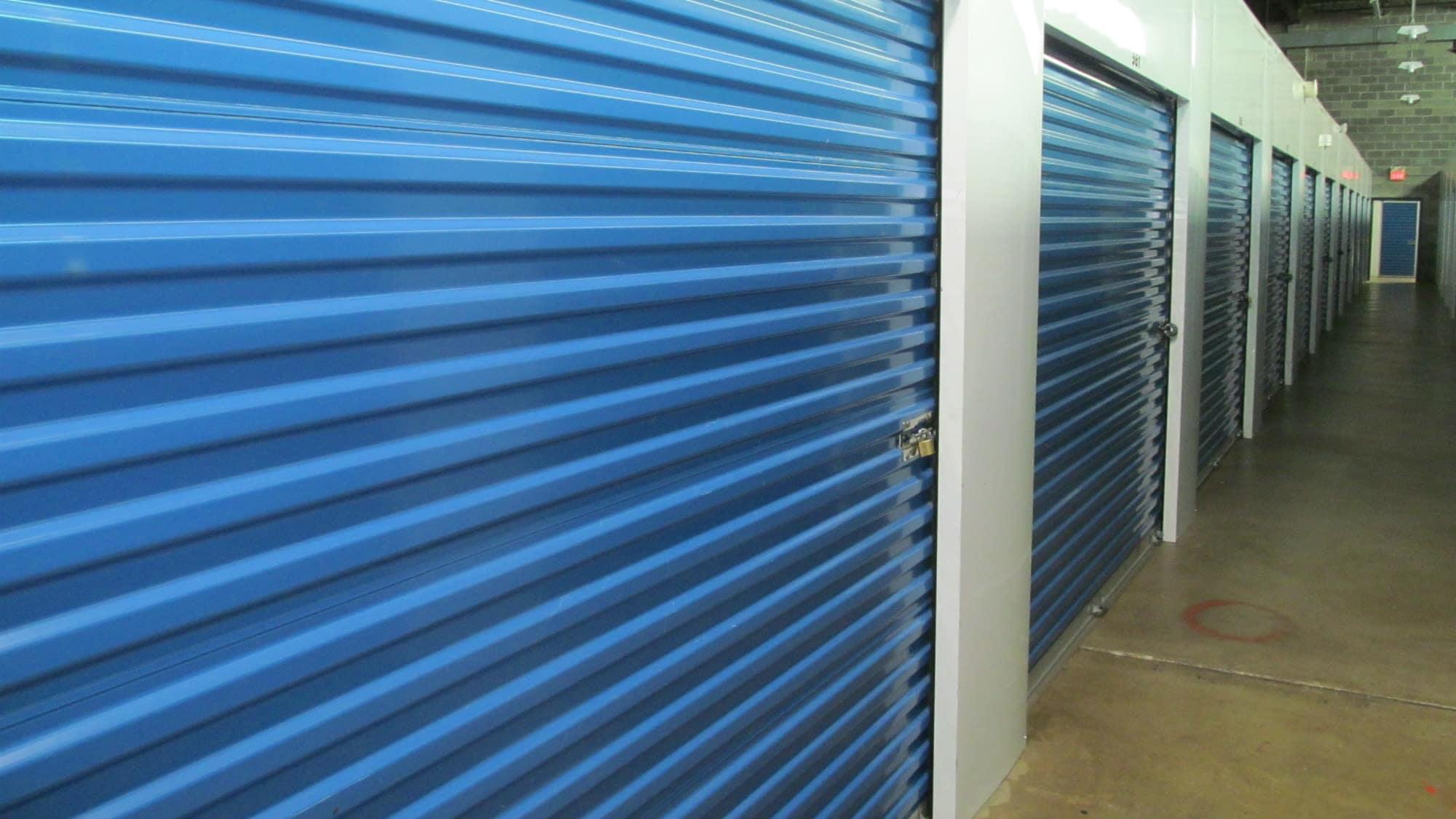 Interior unit at Self Storage Plus in Lanham, MD