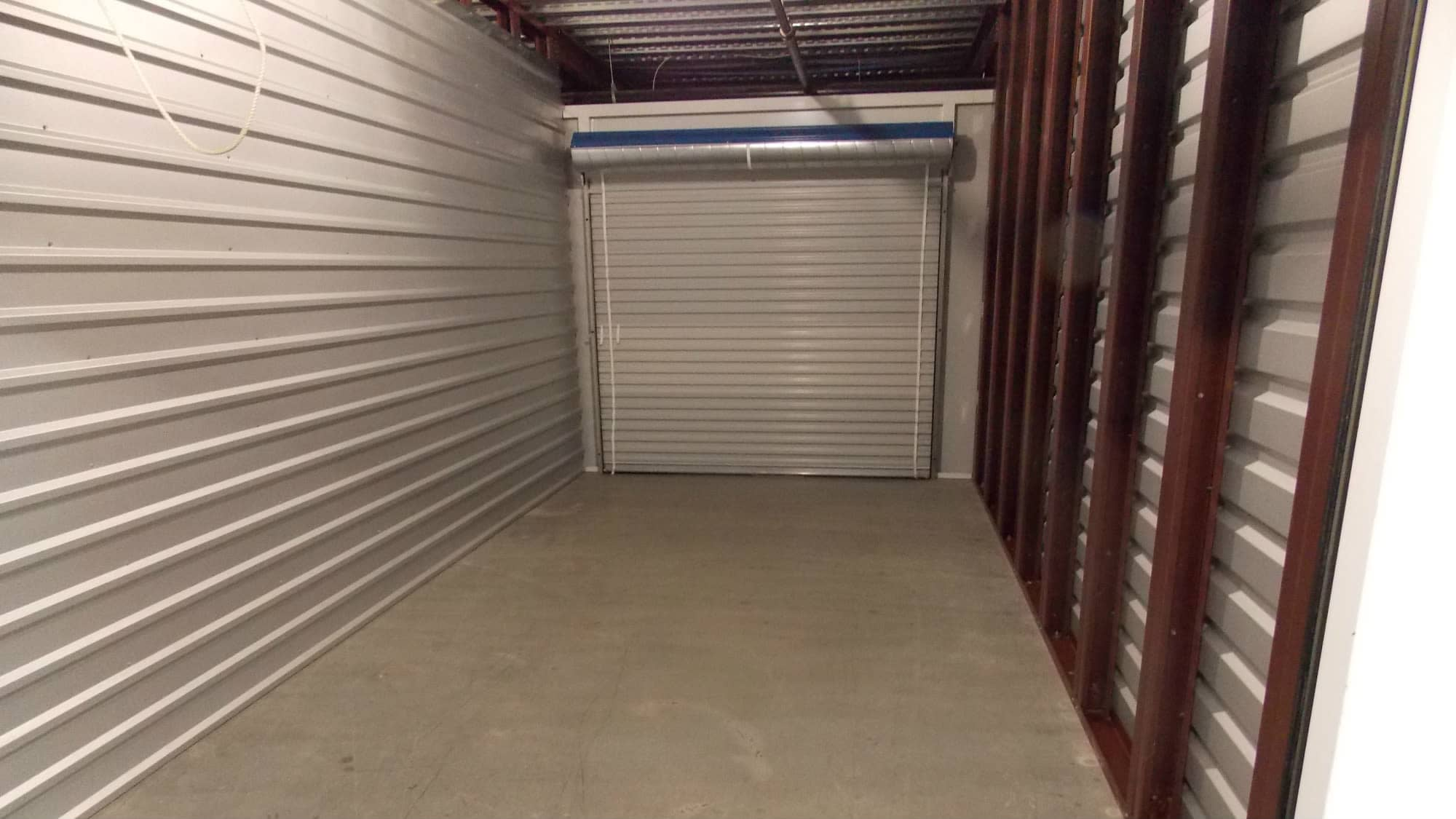 Double door unit at Self Storage Plus in Silver Spring, MD