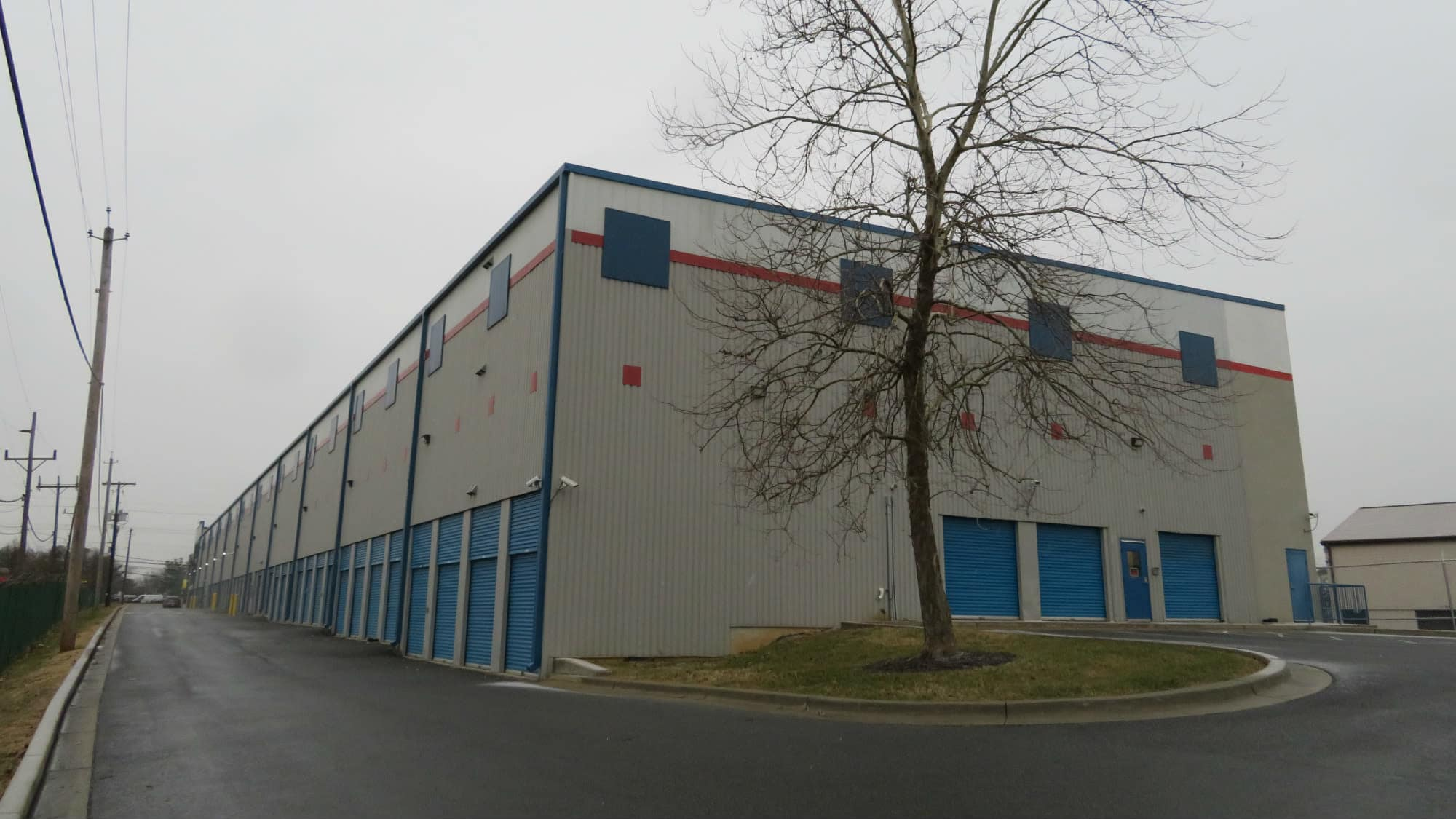 Exterior of Self Storage Plus in Silver Spring, MD