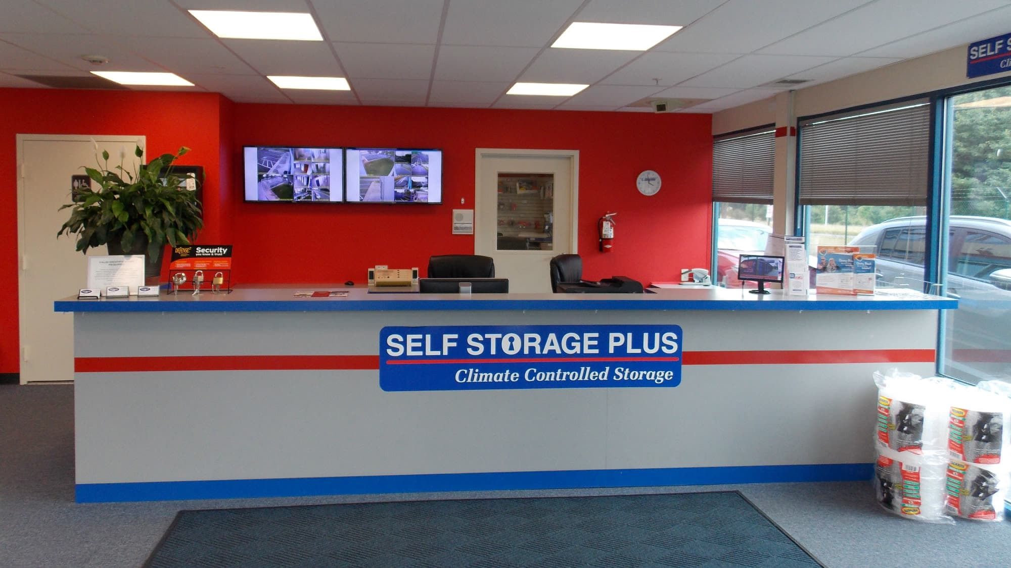 Office at Self Storage Plus in Silver Spring, MD