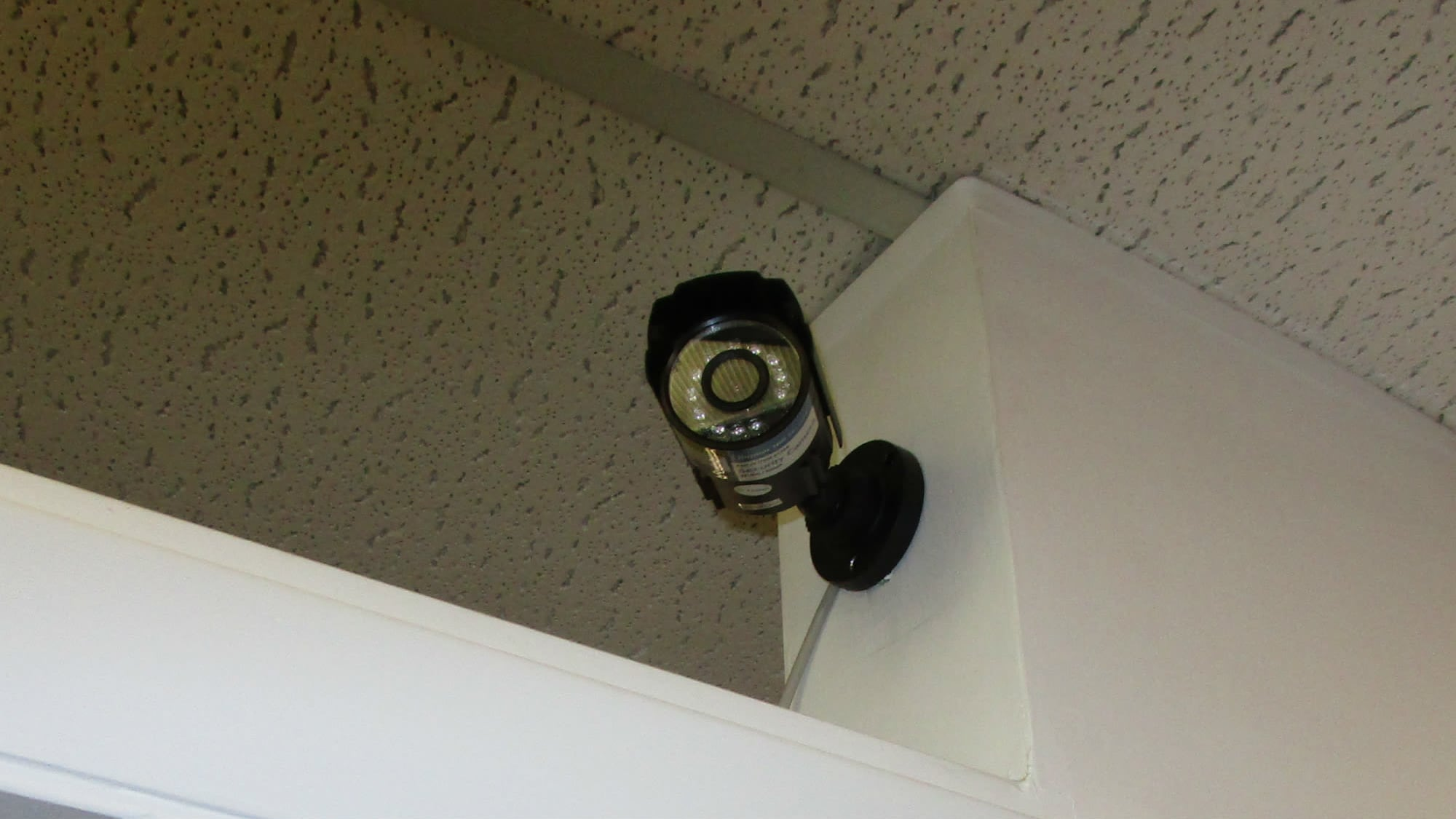 Camera at Self Storage Plus in Middle River, Maryland