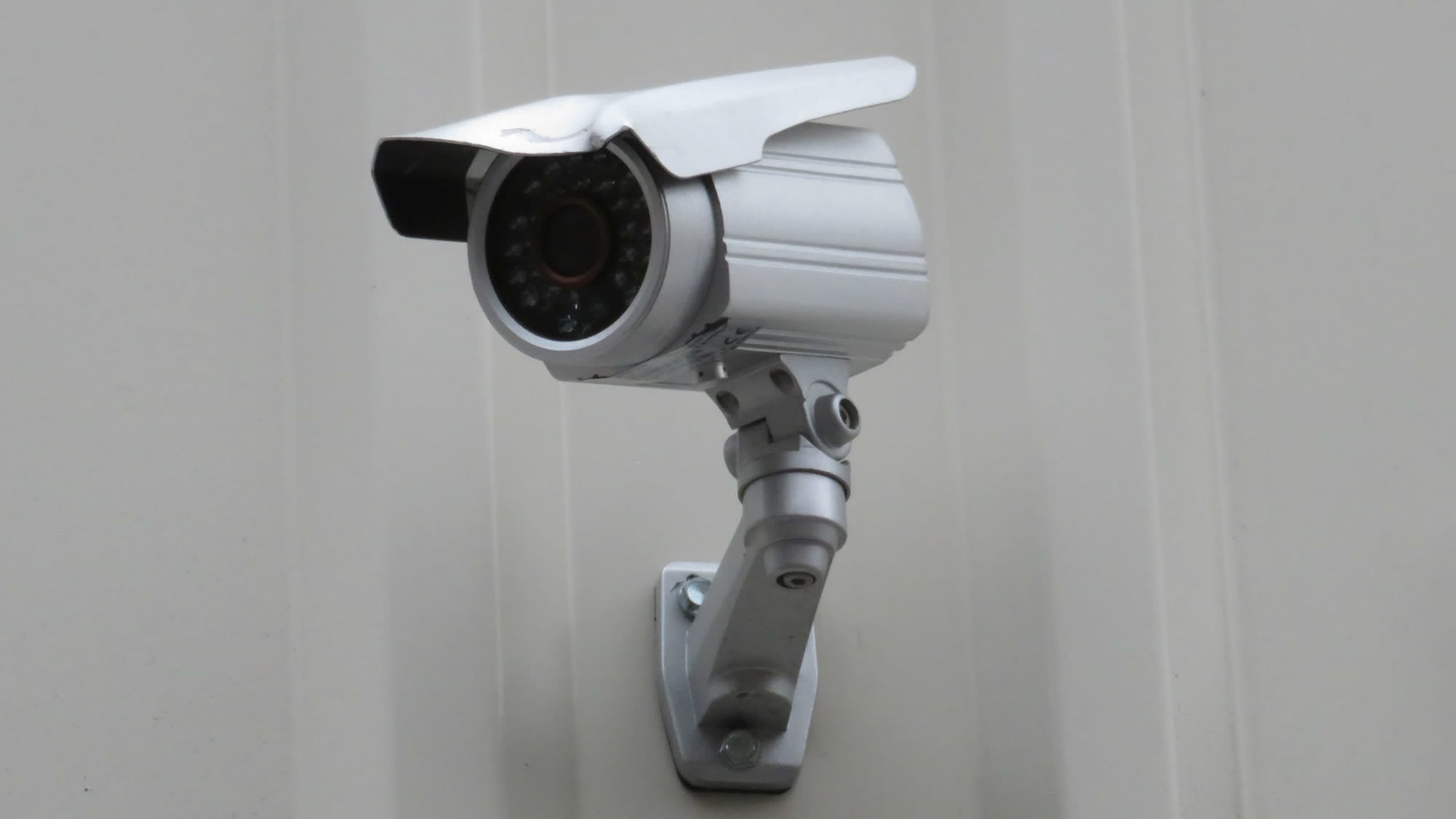 Outdoor camera at Odenton Self Storage in Odenton, Maryland