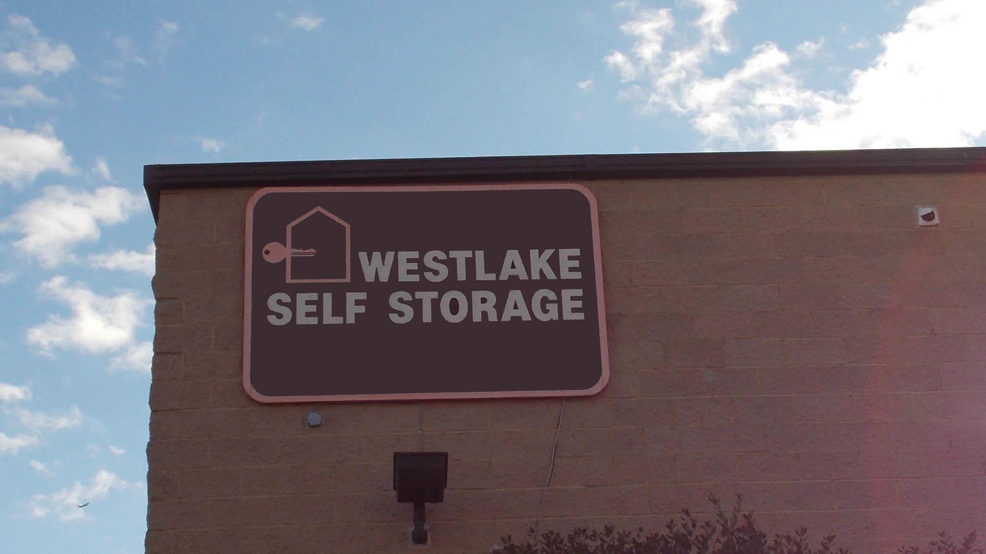 Exterior of Westlake Self Storage in Waldorf, MD
