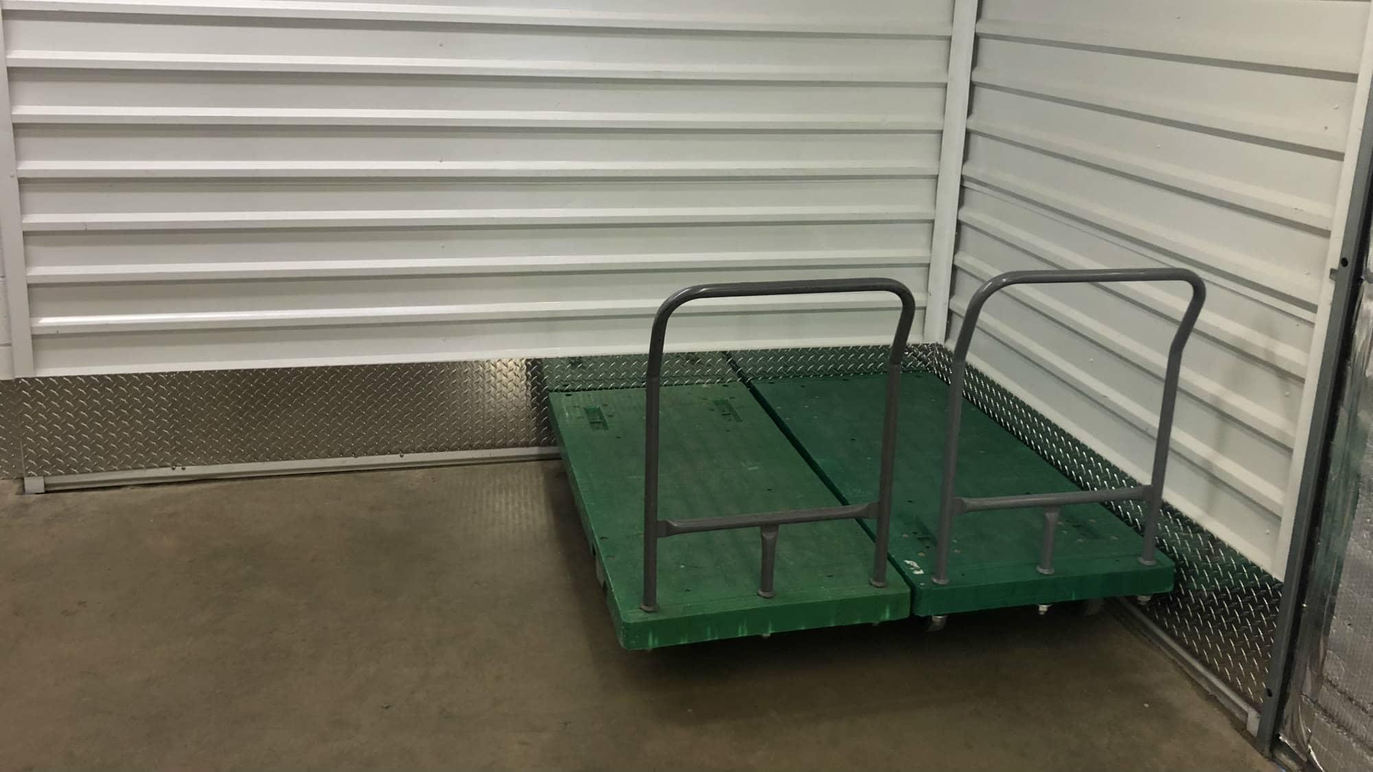 Carts at Self Storage Plus in Arlington, VA