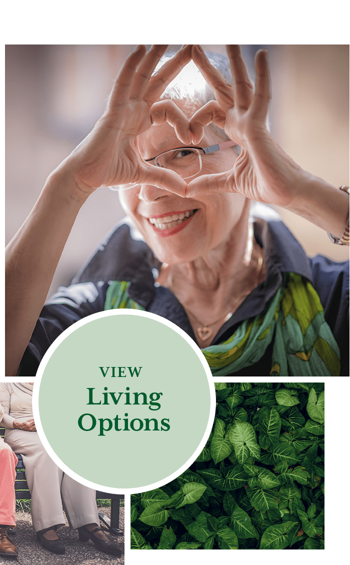 Learn more about our living options at Barnett Woods, in Medford, Oregon