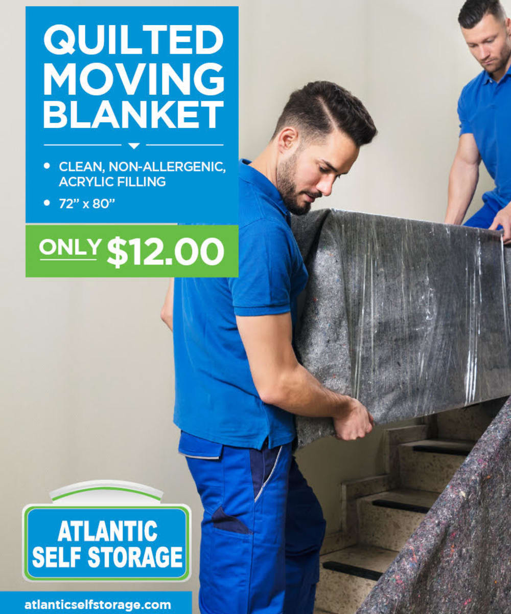 quilted moving blanket only $12.00