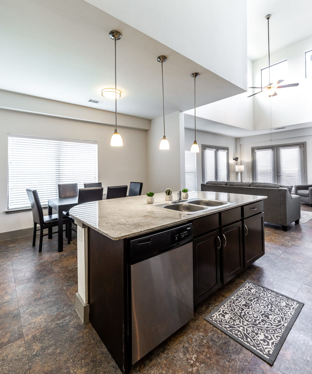 View our floor plans at Regents West at 26th in Austin, Texas