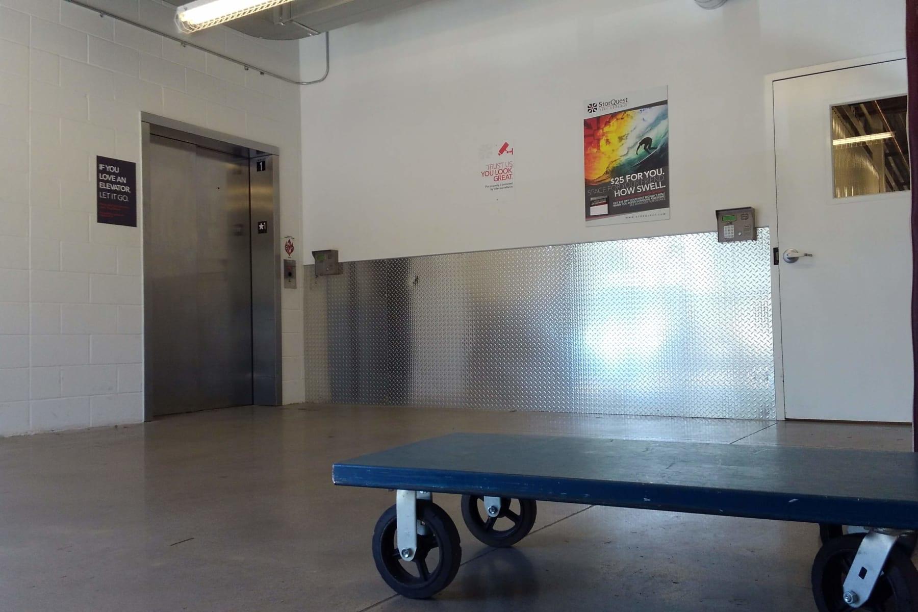 Amenities at StorQuest Self Storage in Chandler, AZ