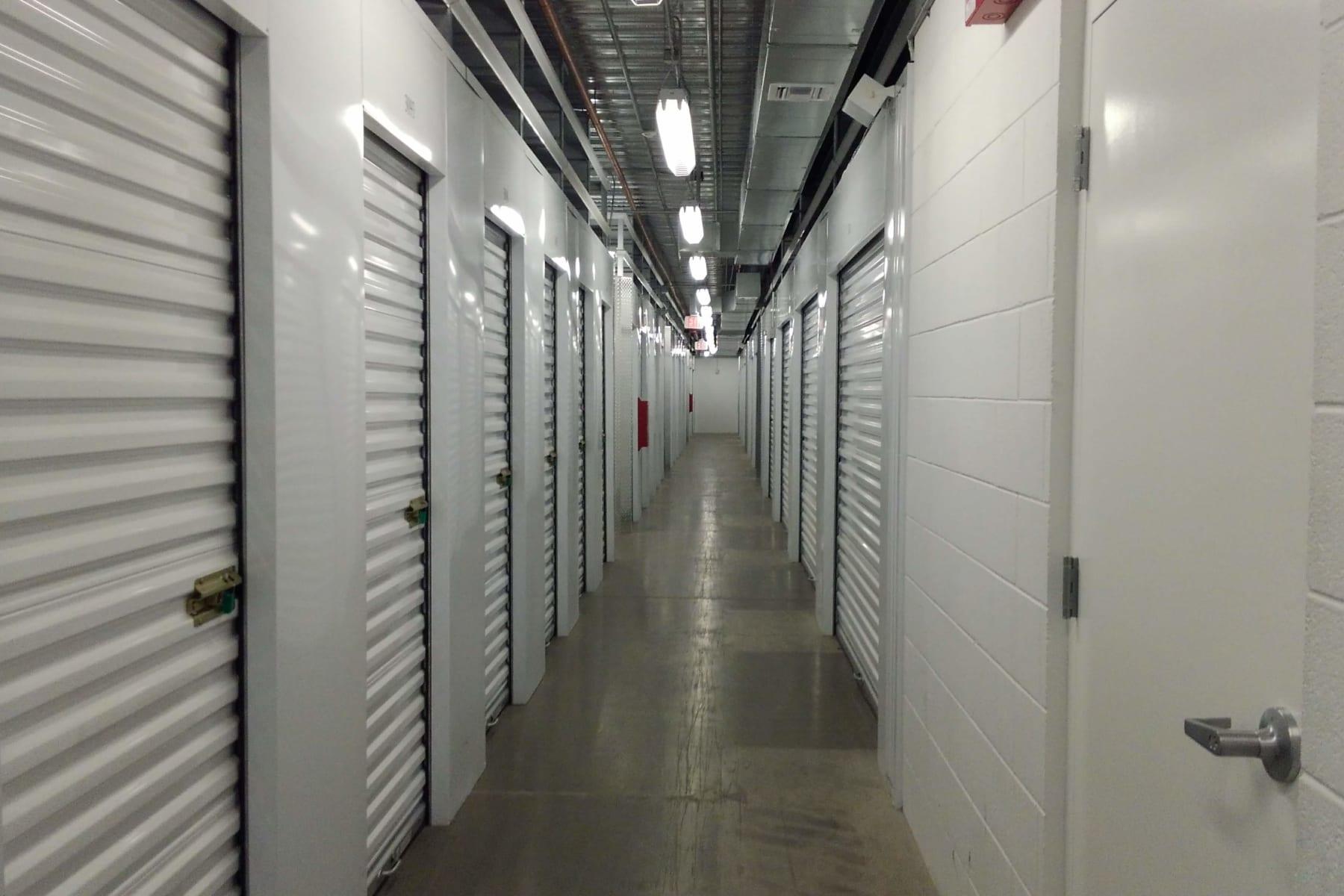 Interior units at StorQuest Self Storage in Chandler, AZ