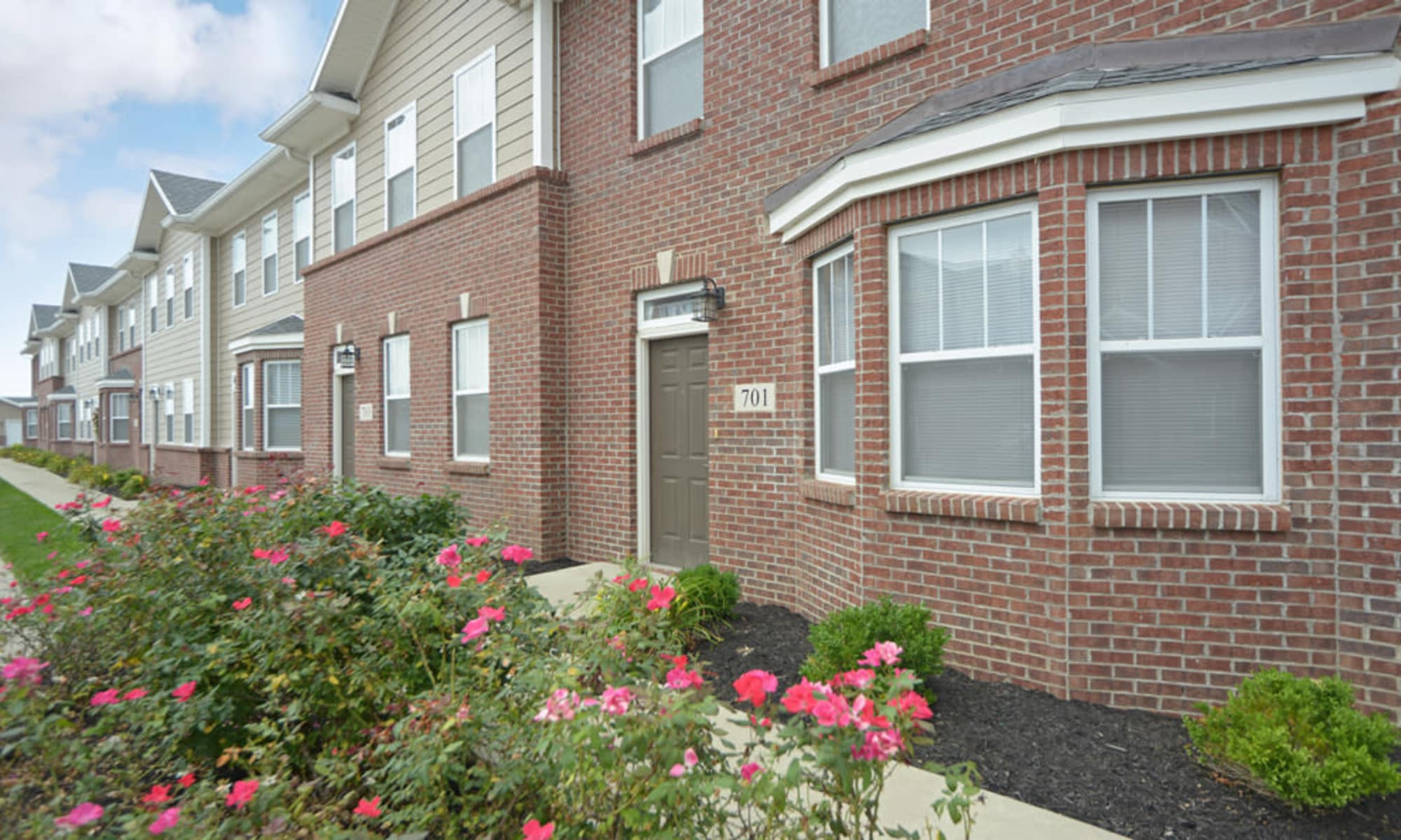 Apartments in Evansville, Indiana