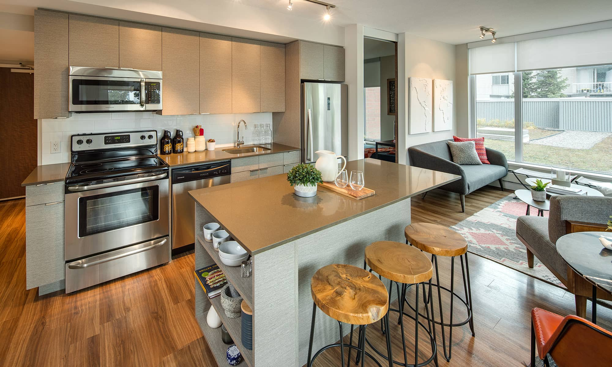 Brand New apartments in Calgary, AB near Downtown | Fifteen15