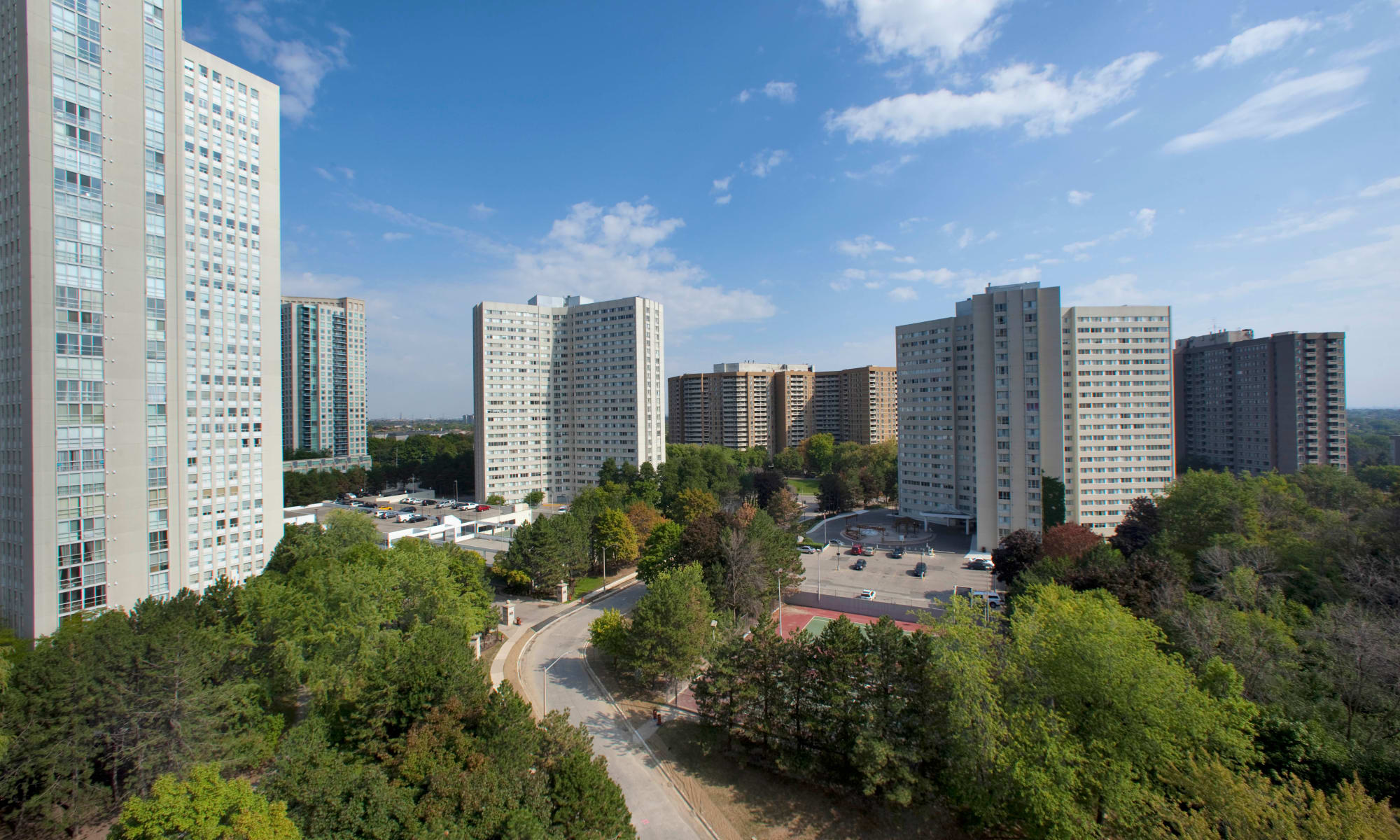 Apartments for rent in fairview mississauga on - One bedroom condo for rent mississauga ...