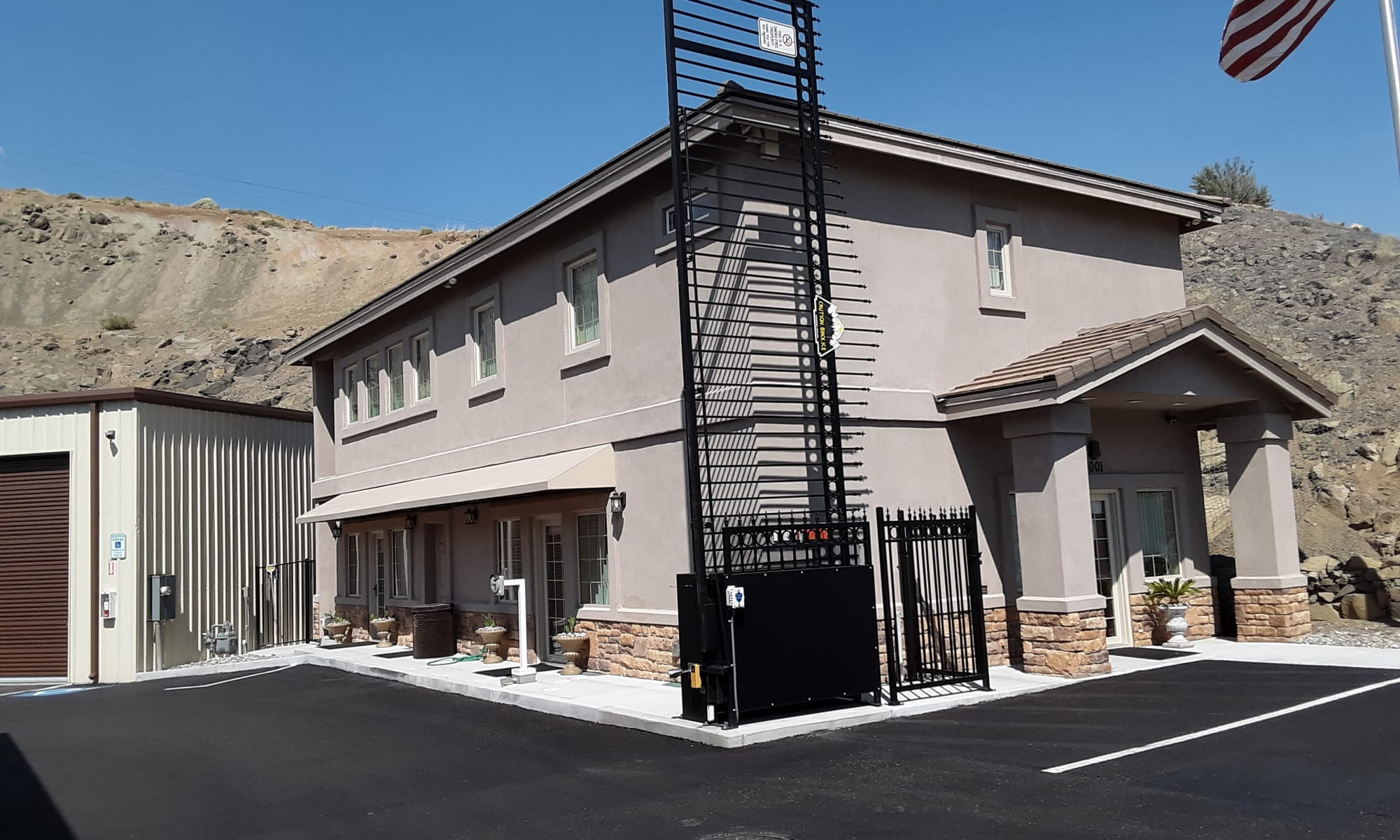 Self storage in Reno NV
