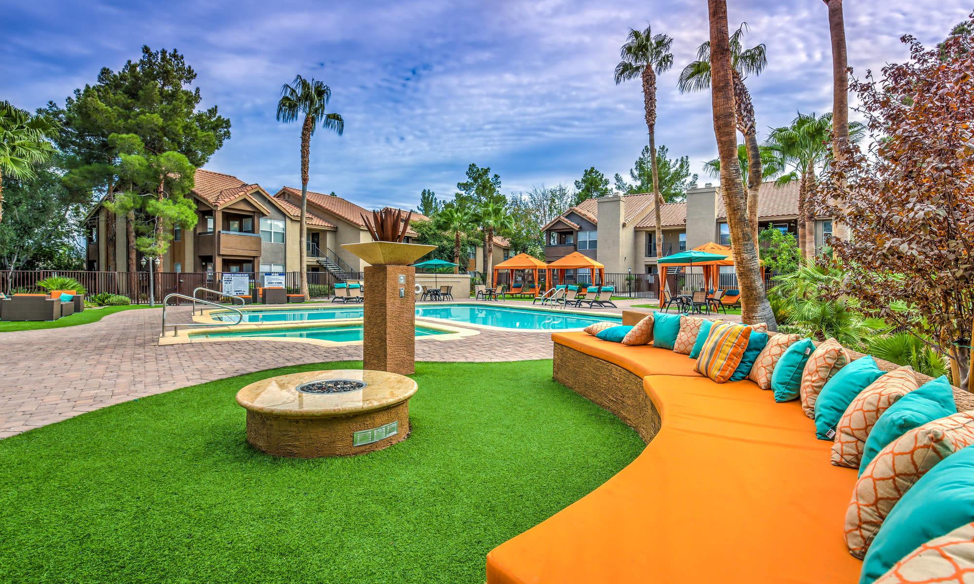 Apartments at Solis at Flamingo in Las Vegas, Nevada