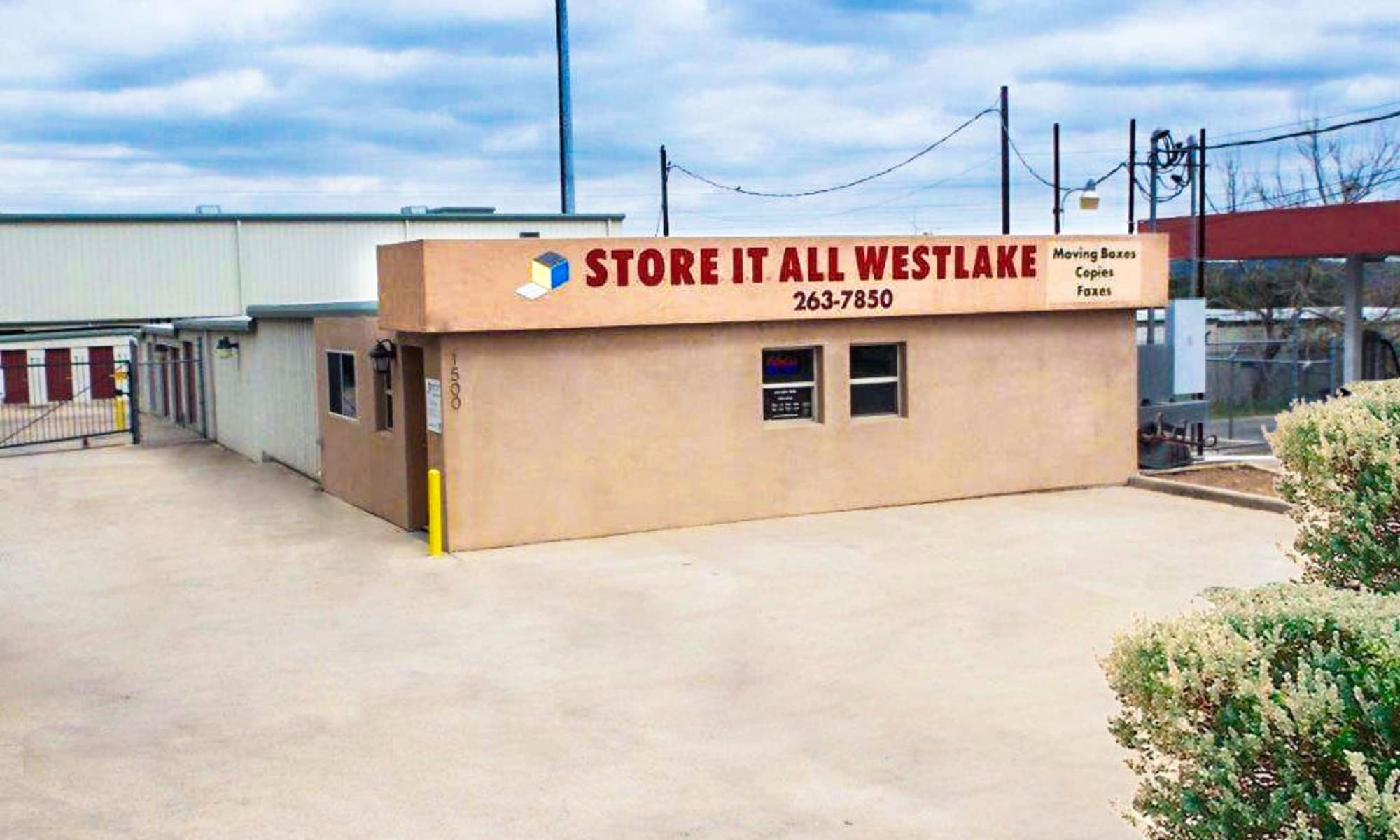 Self storage in Austin TX
