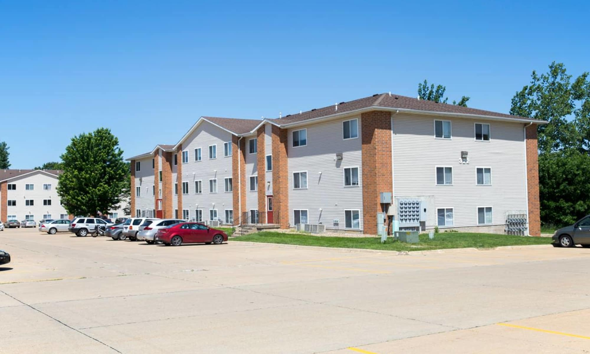 Apartments in Cedar Rapids, Iowa