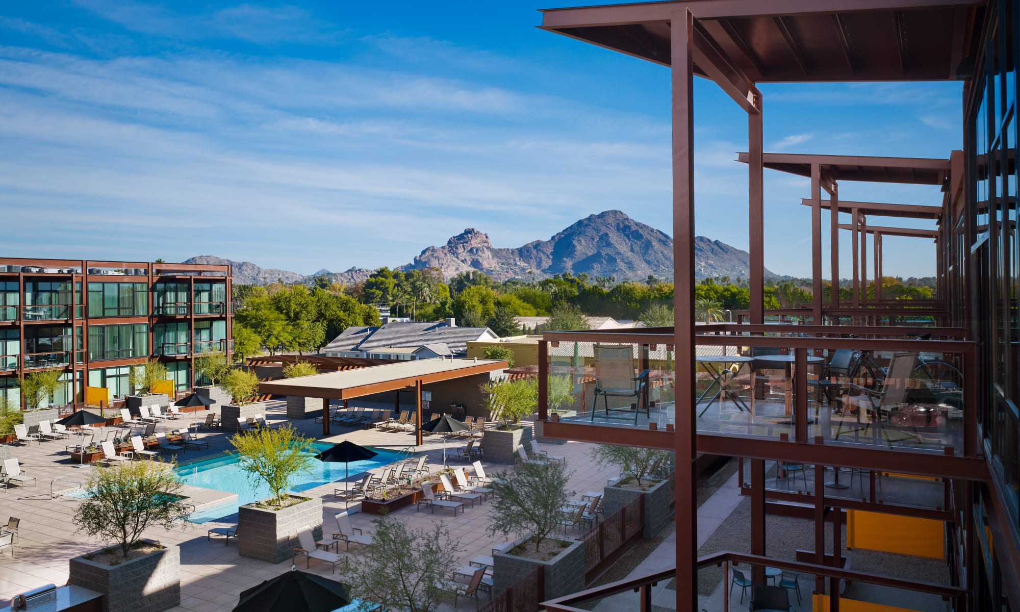 Apartments at Domus in Phoenix, Arizona