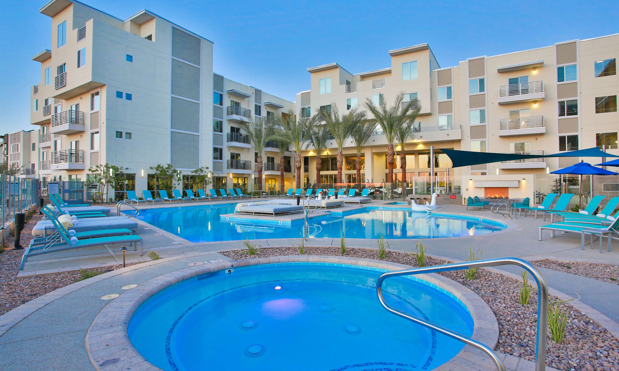 Apartments at Slate Scottsdale in Phoenix, Arizona