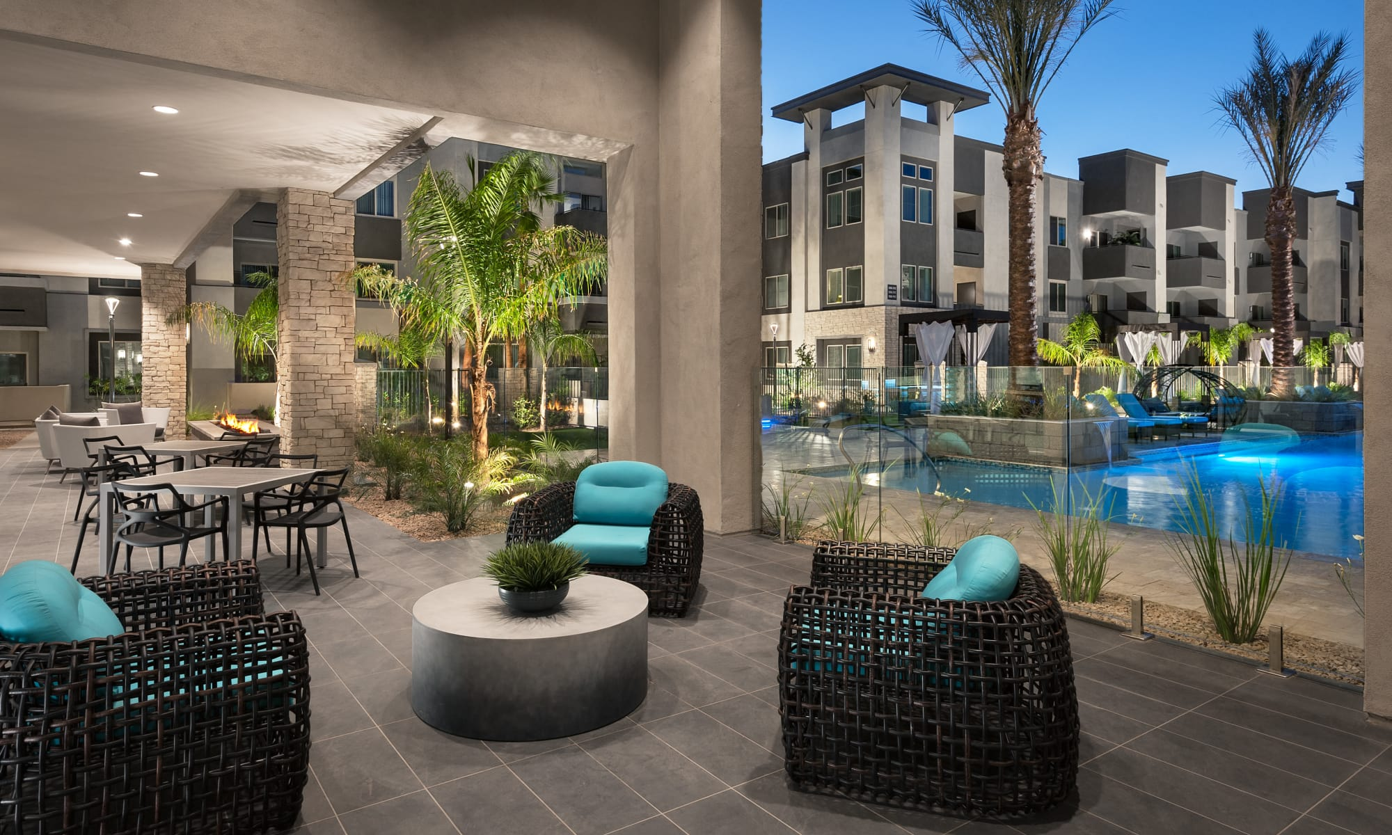 Apartments in Mesa, Arizona at Aviva