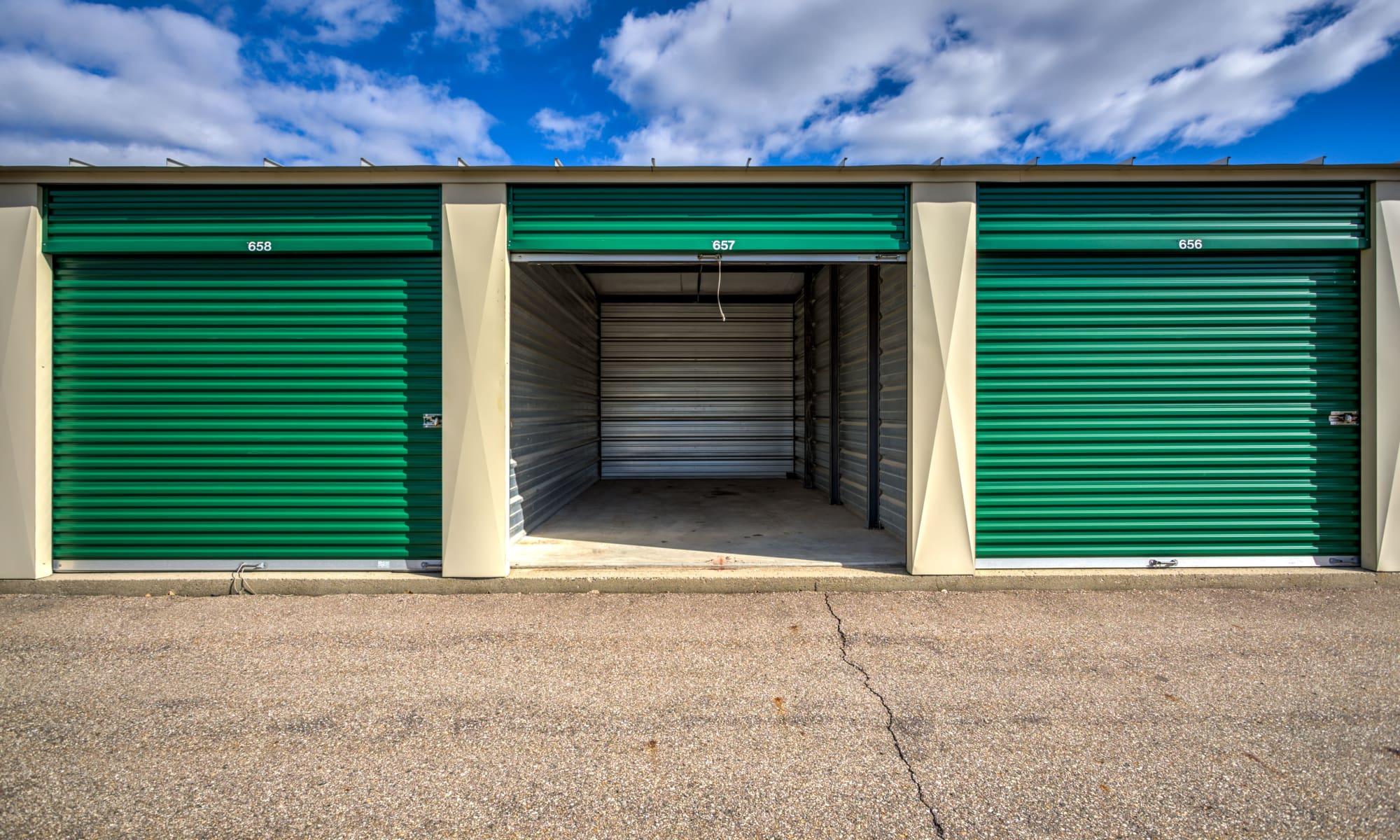 Citizen Storage in Fenton, Michigan