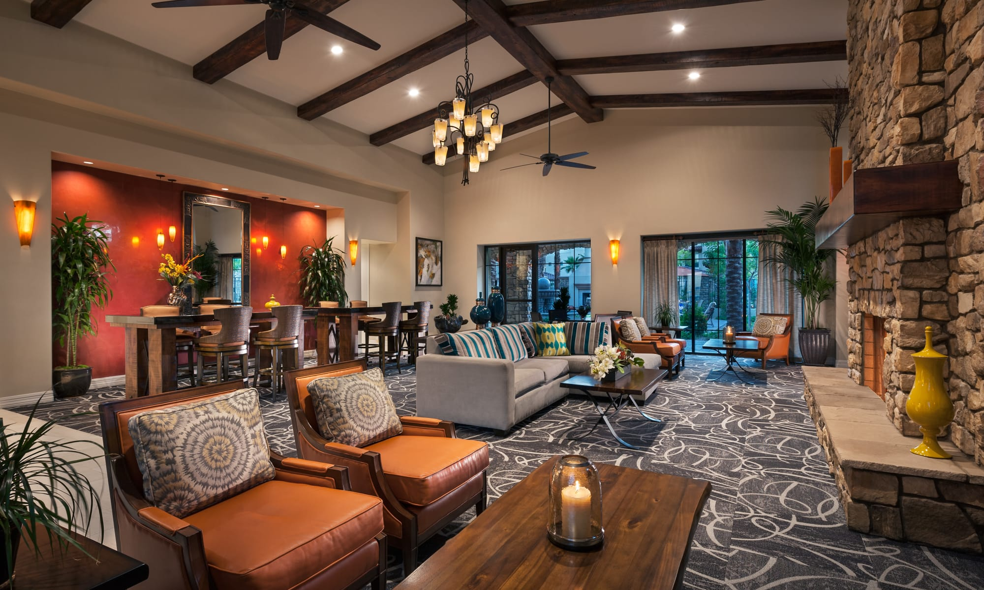 Apartments in Chandler, Arizona at San Valencia