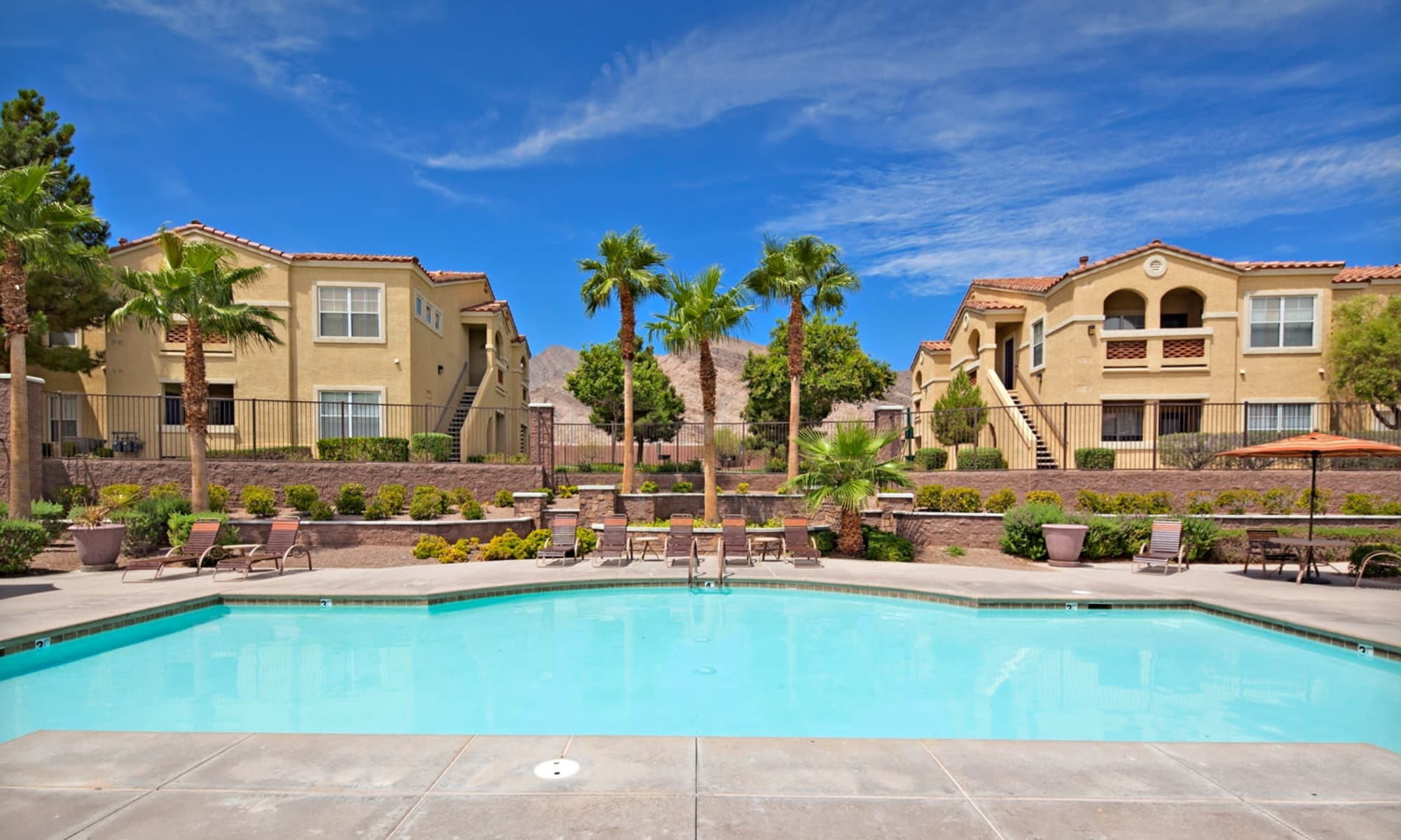 Shadow Hills at Lone Mountain Apartments in Las Vegas, Nevada