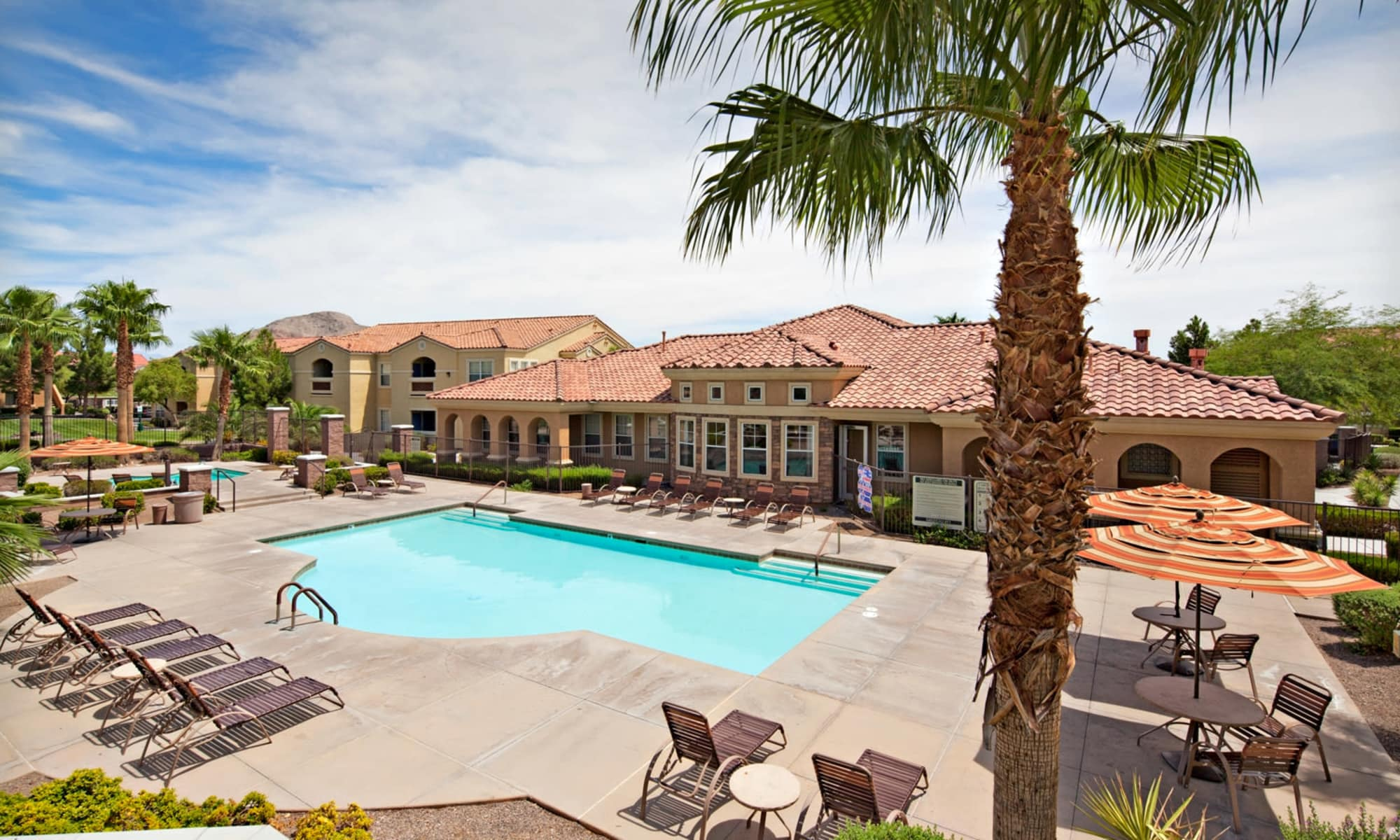 Apartments in Las Vegas, Nevada at Shadow Hills at Lone Mountain