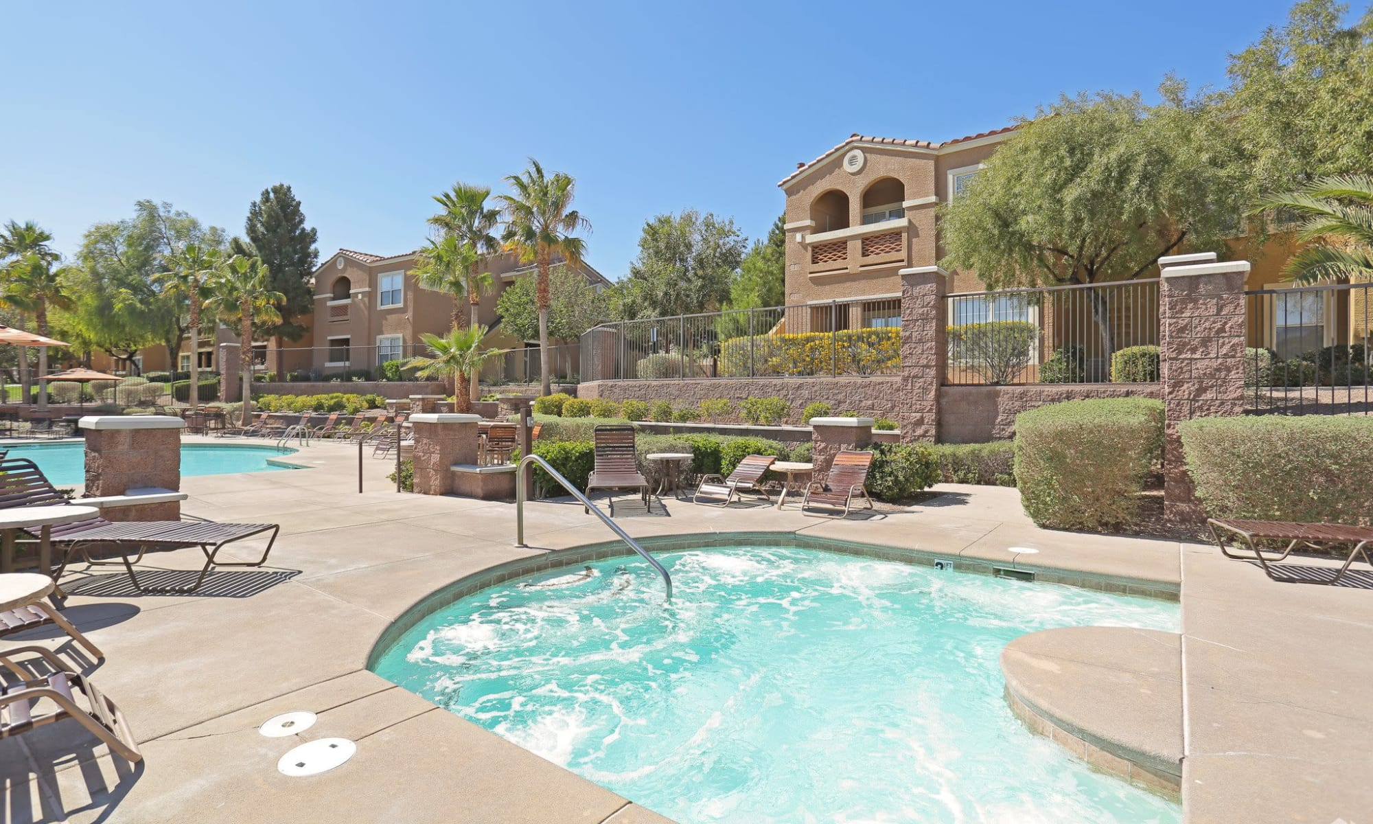 Apartments at Shadow Hills at Lone Mountain in Las Vegas, Nevada