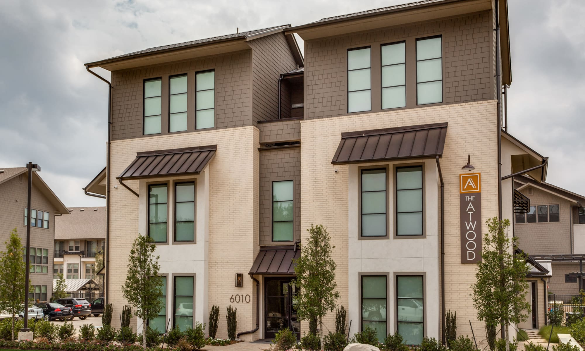 Atwood at Ellison offers apartments in Dallas, Texas
