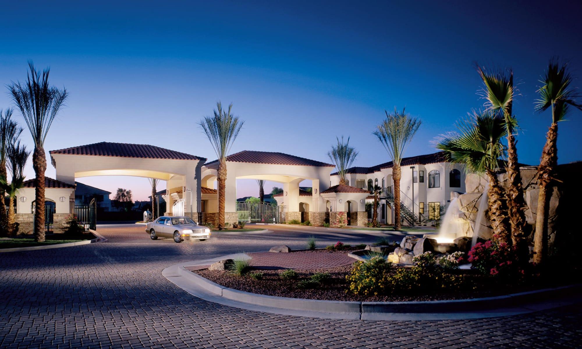 Apartments in Chandler, Arizona, at San Cervantes
