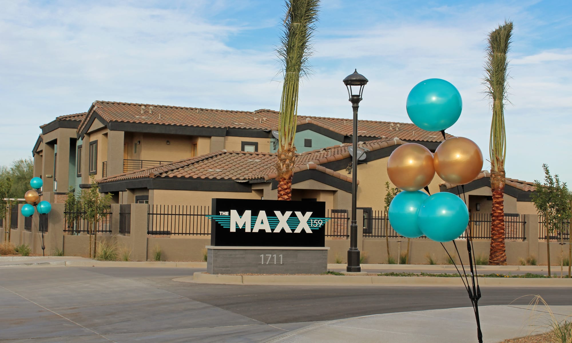 Apartments in Goodyear, Arizona, at The Maxx 159