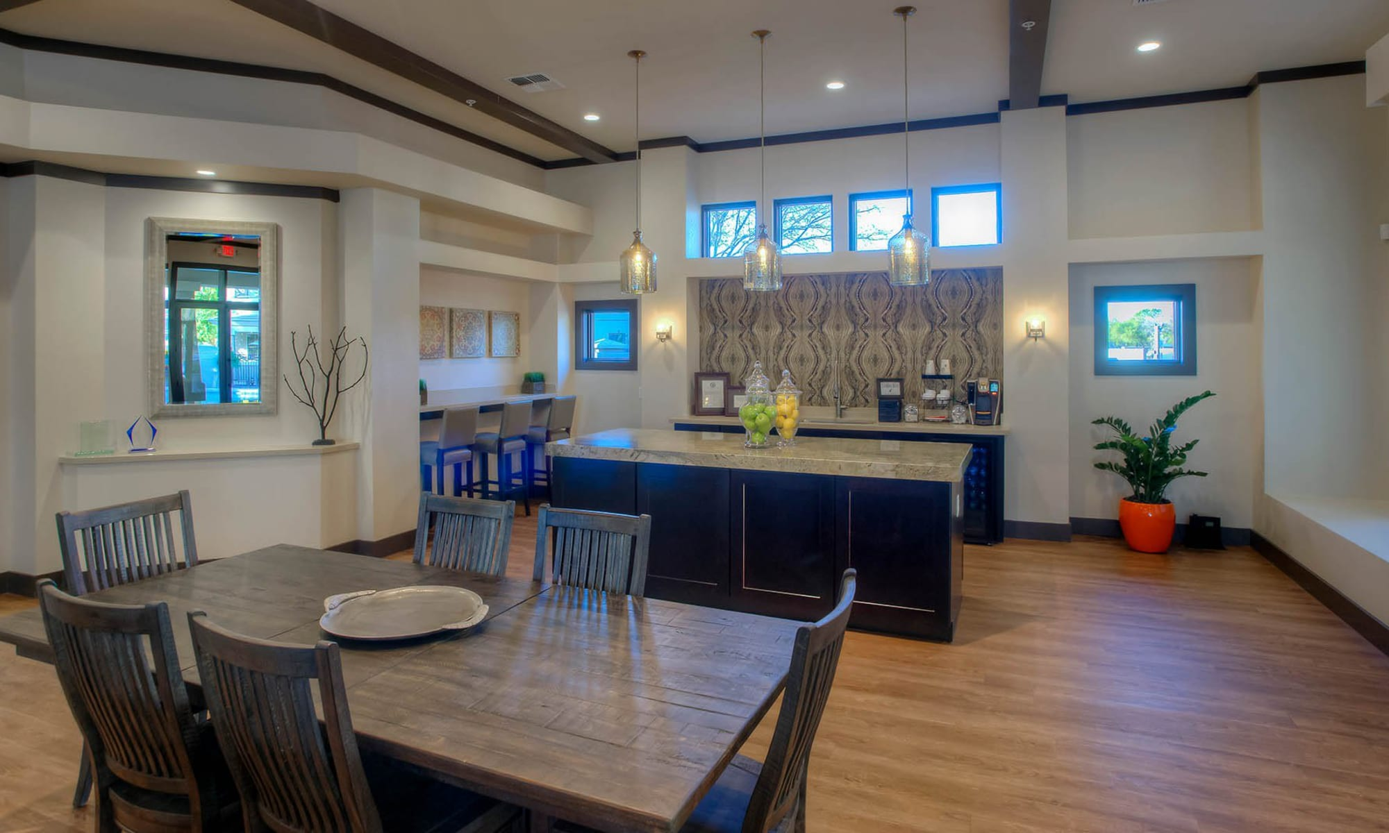 Apartments at The Reserve at Gilbert Towne Centre in Gilbert, Arizona