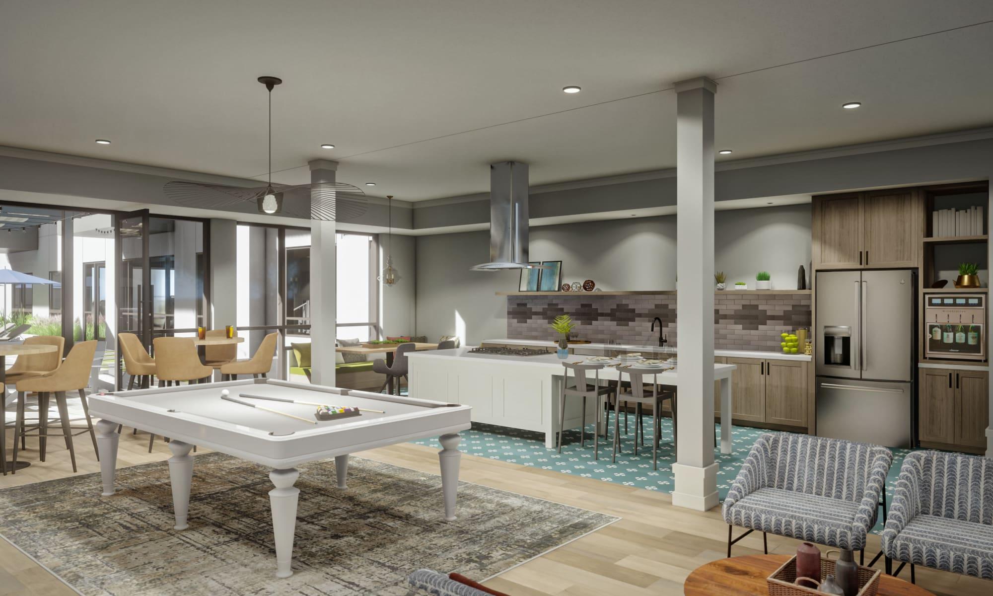 Apartments in Phoenix, Arizona, at The Astor at Osborn
