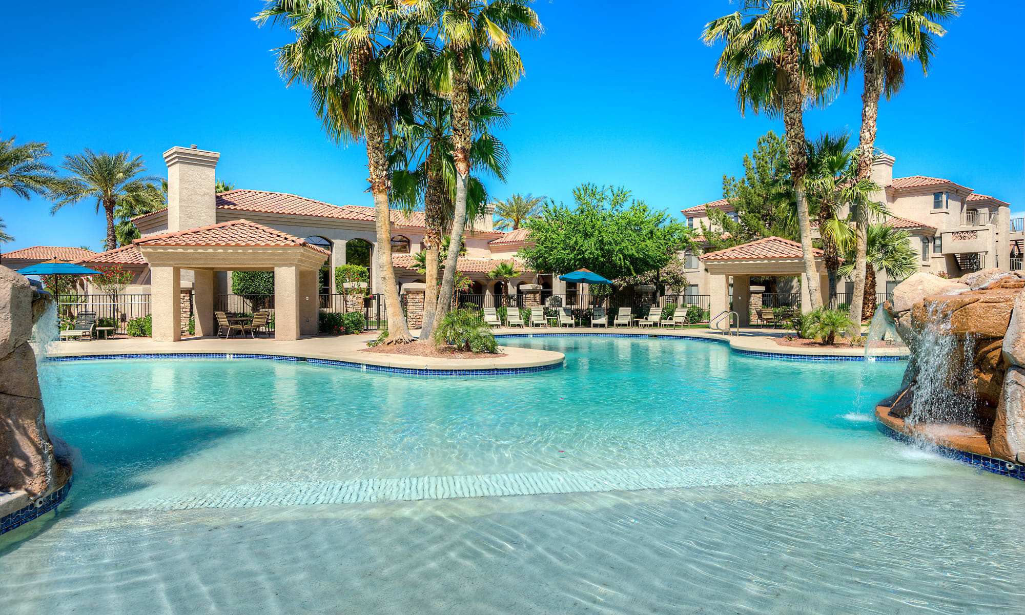 San Pedregal apartments in Phoenix, Arizona