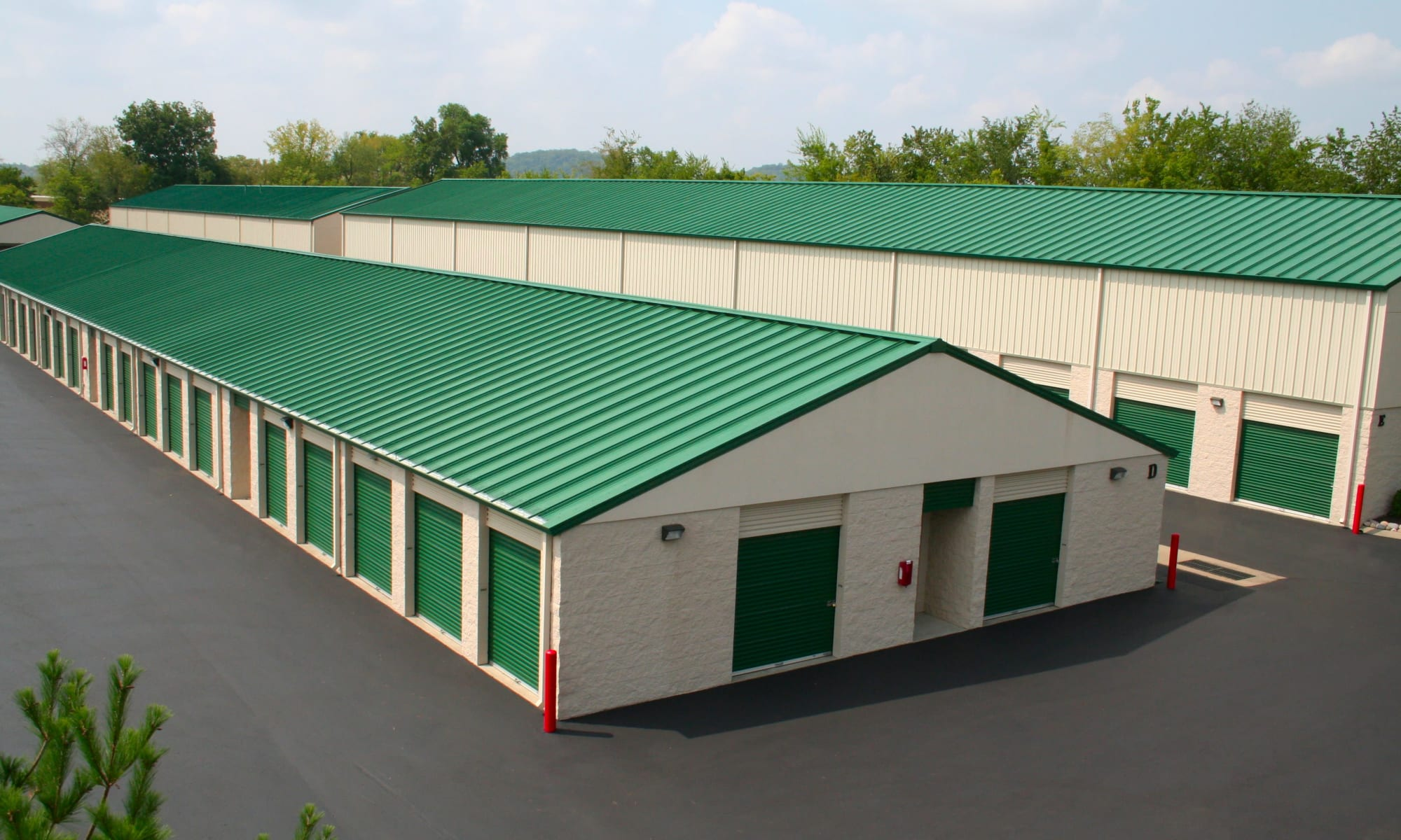 Self storage in Franklin Tennessee
