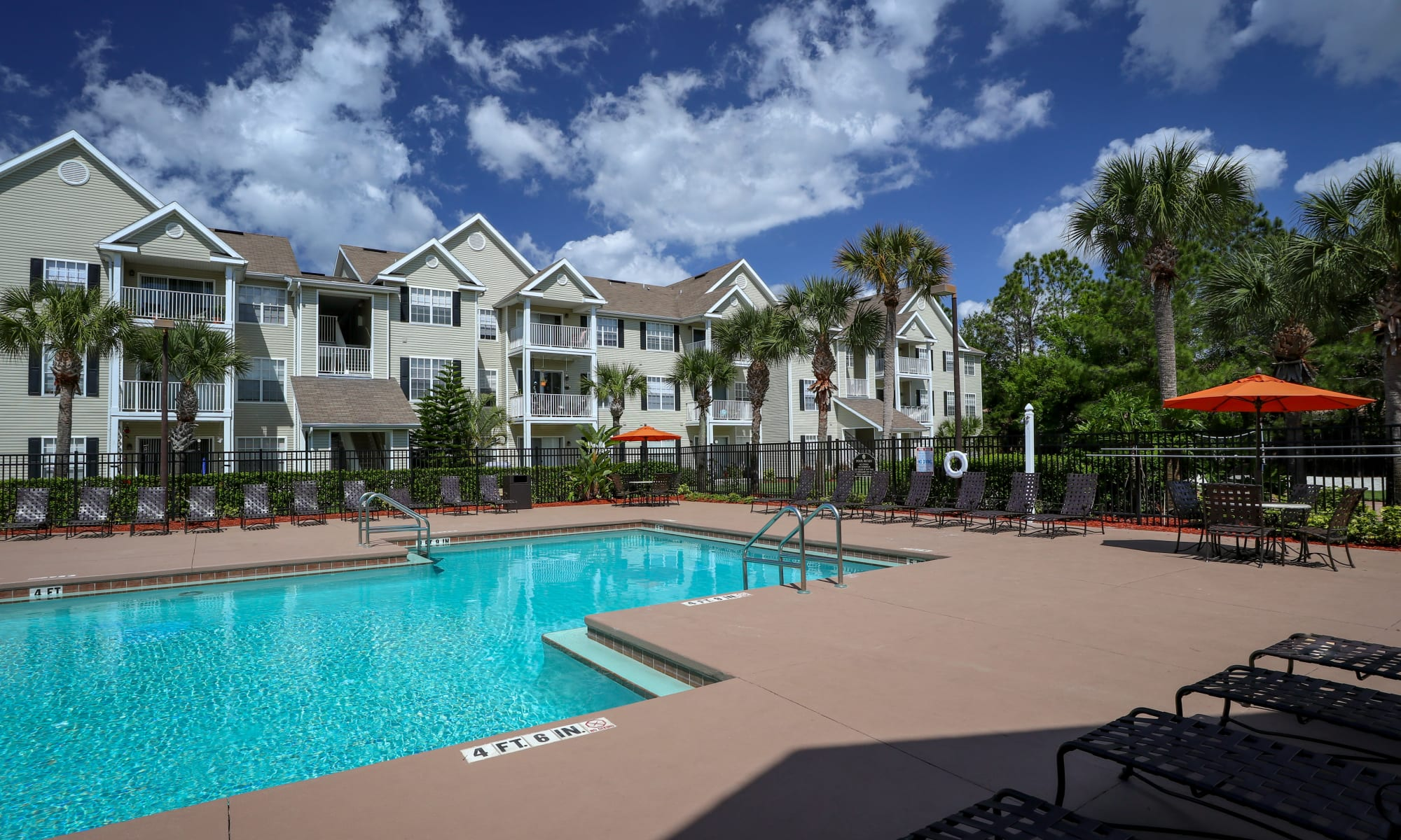 New Port Richey Fl Apartments In Pasco County Palms At Wyndtree