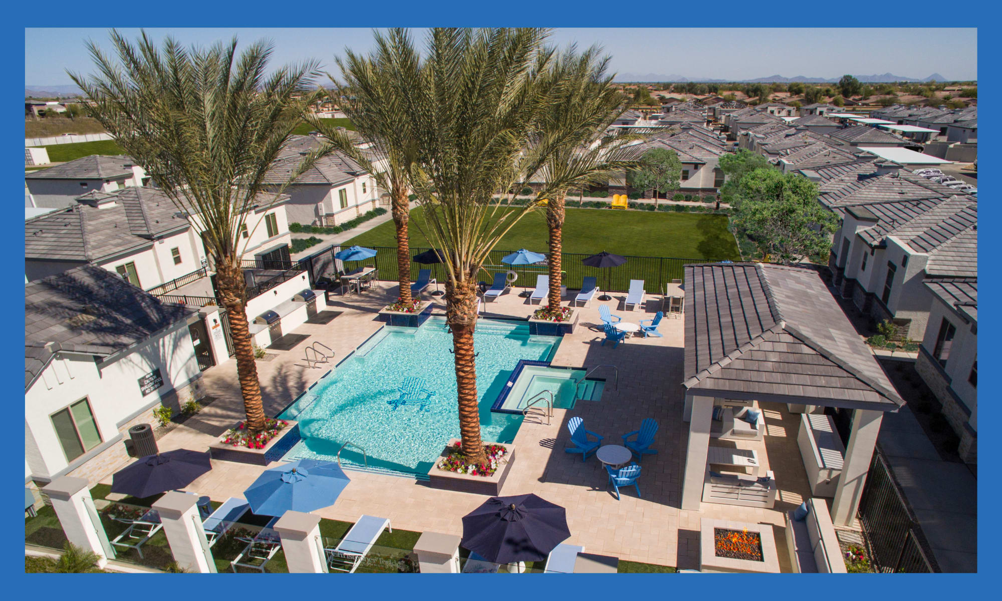 Surprise, Arizona, apartments at Christopher Todd Communities At Marley Park