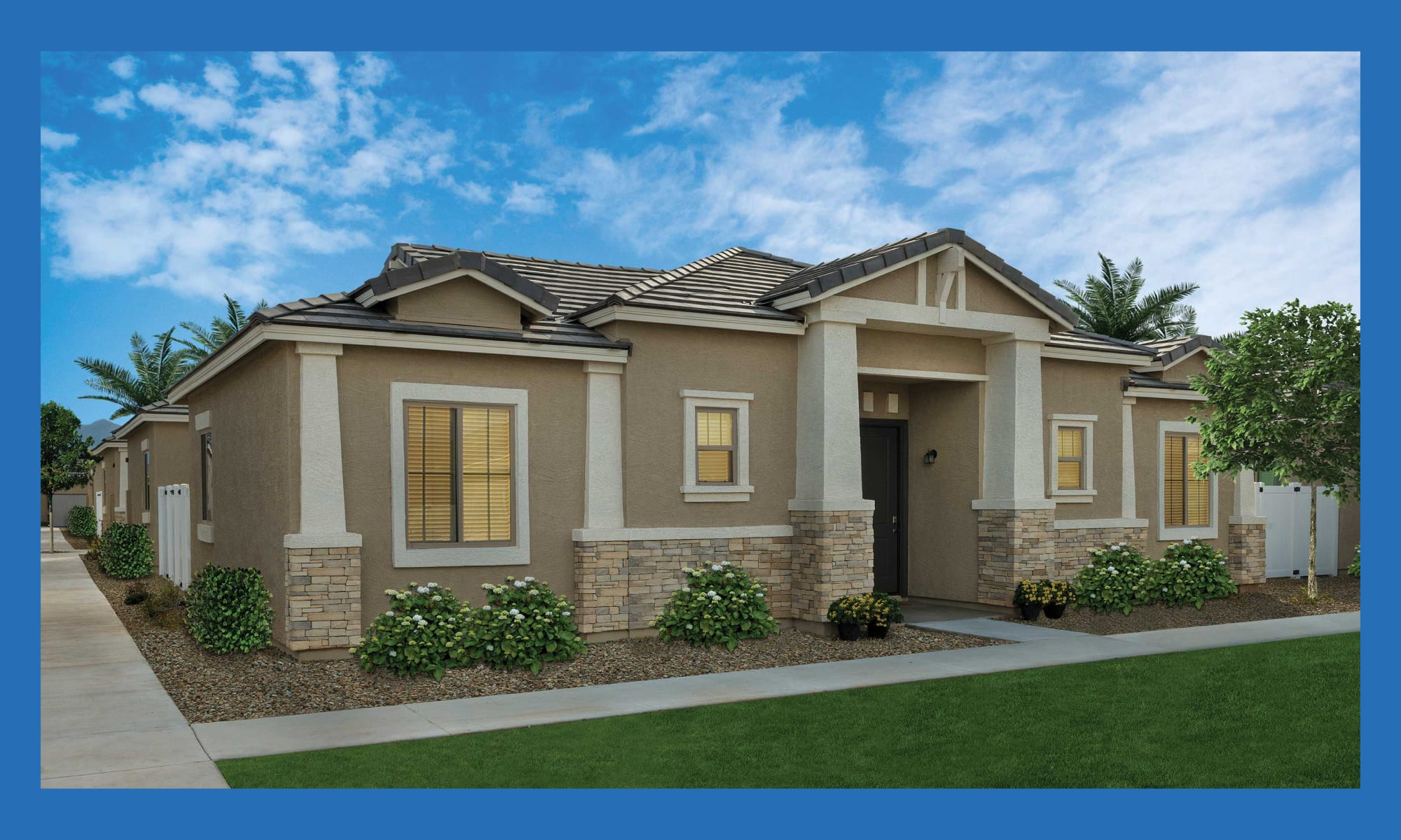 Apartments at Christopher Todd Communities At Marley Park in Surprise, Arizona
