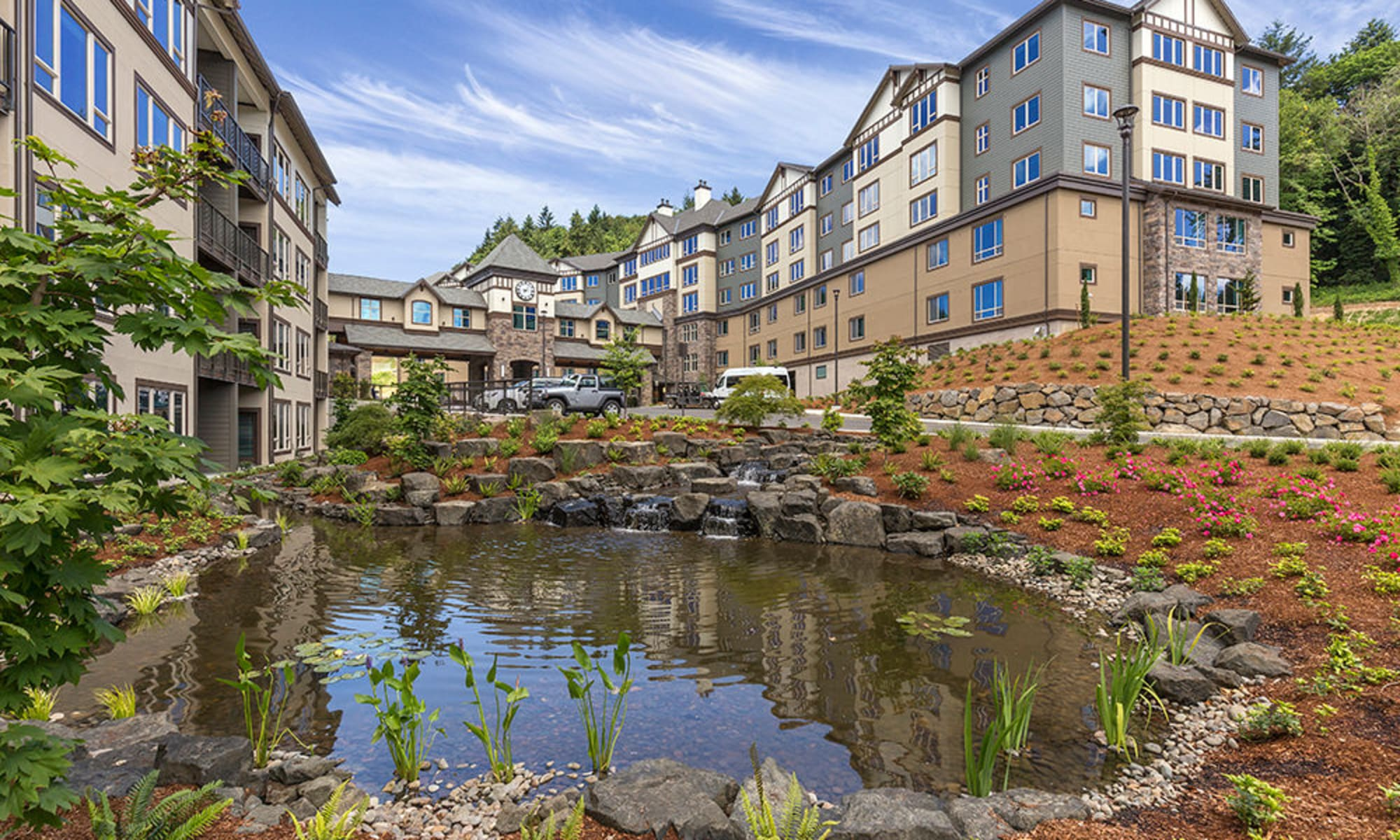 Portland, OR Senior Living   Touchmark in the West Hills